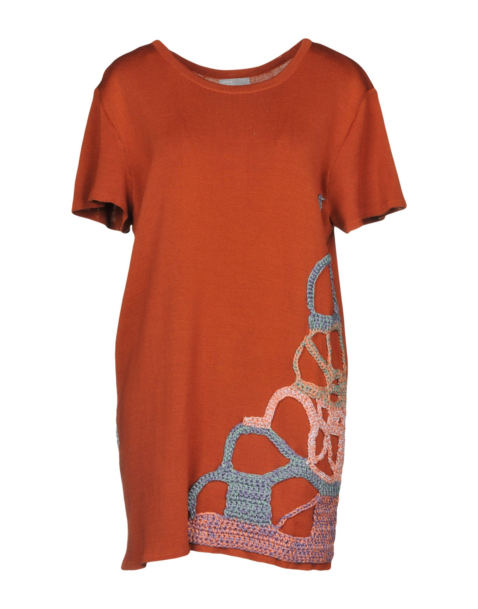 CAITLIN CHARLES-JONES Короткое платье