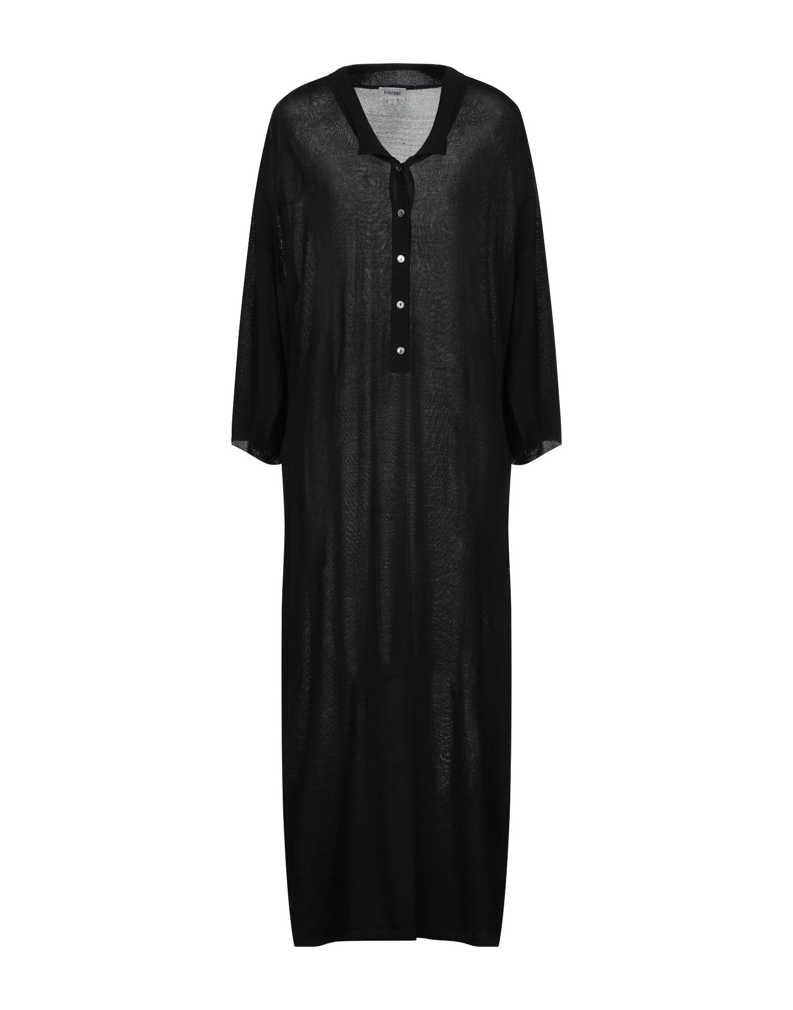 TOTÊME Платье длиной 3/4 totême футболка