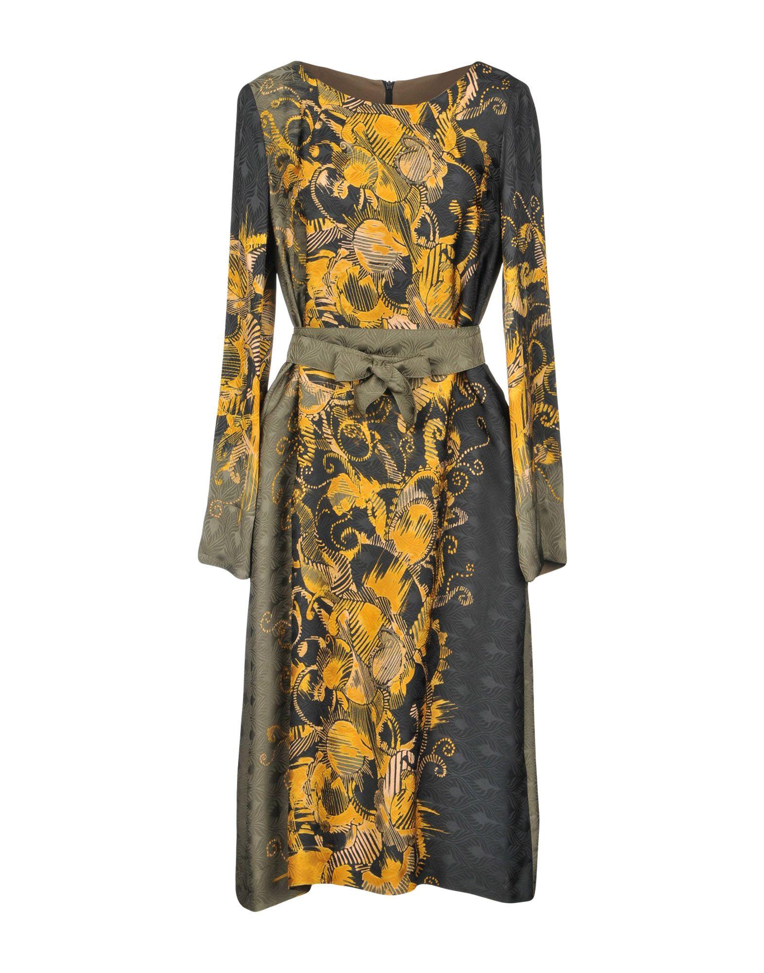 GARAGE NOUVEAU Платье до колена цена 2017