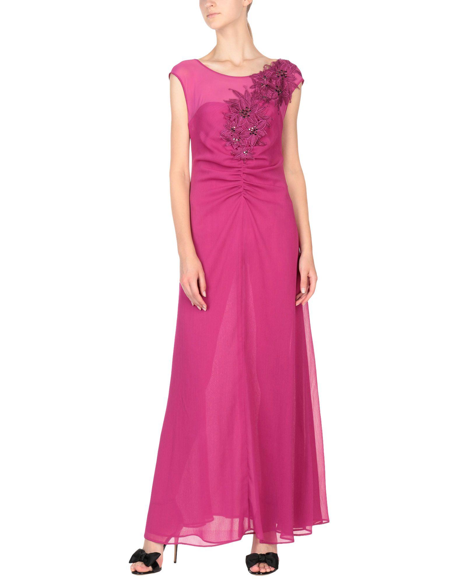 MARTA PALMIERI Длинное платье