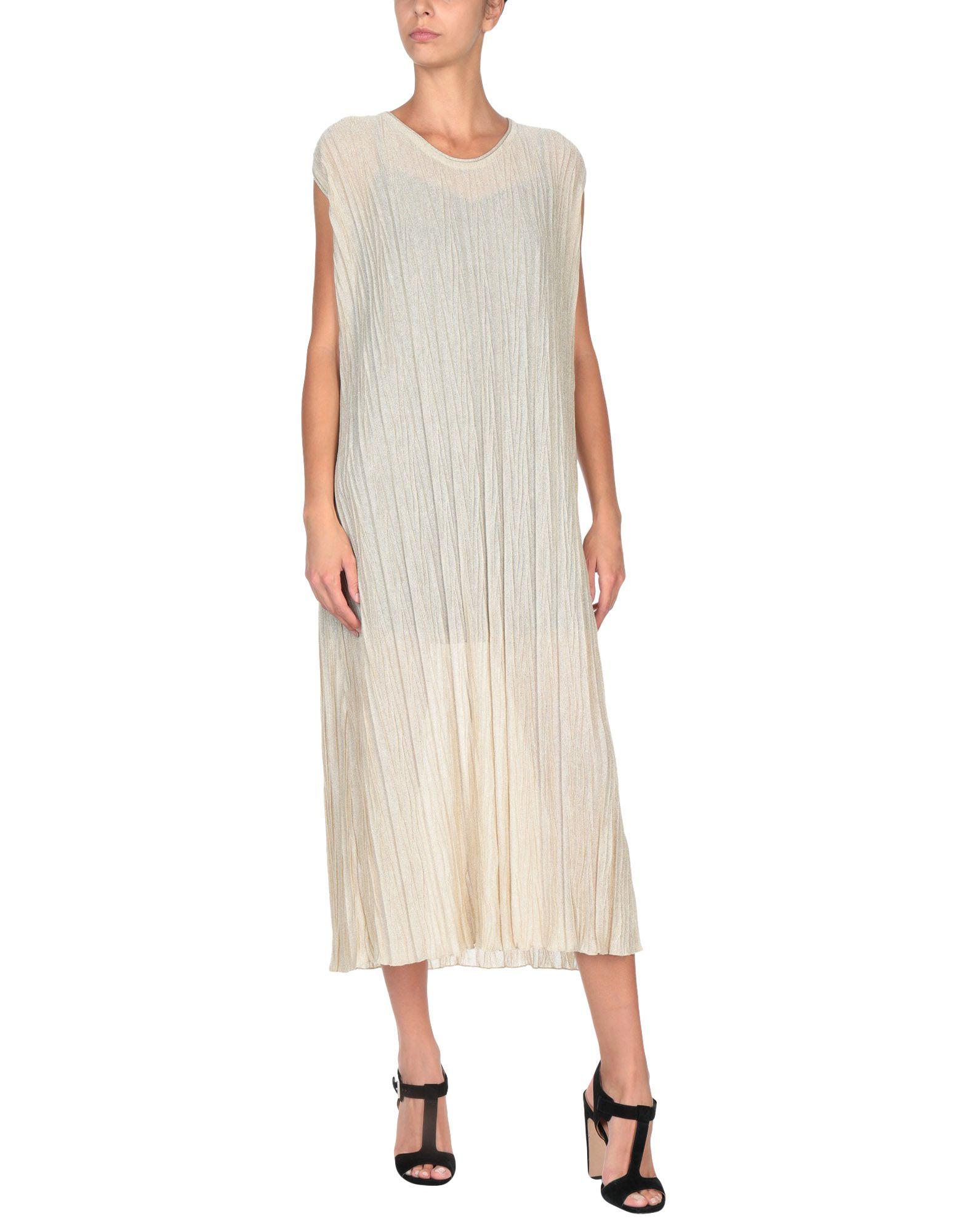 TABARONI CASHMERE Платье длиной 3/4 tabaroni cashmere свитер