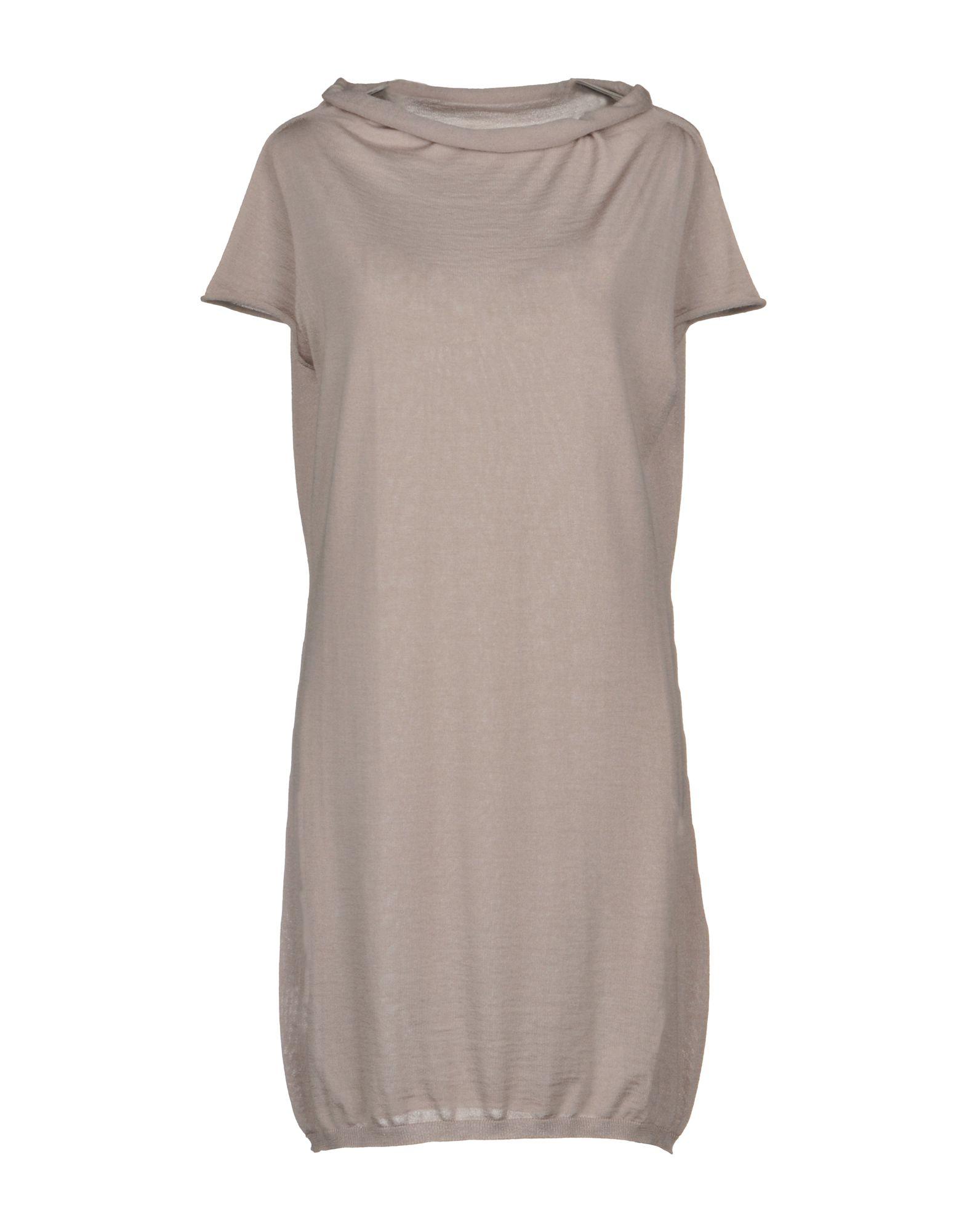 TABARONI CASHMERE Короткое платье tabaroni cashmere свитер