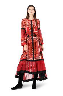 ALBERTA FERRETTI Long Dress Woman f