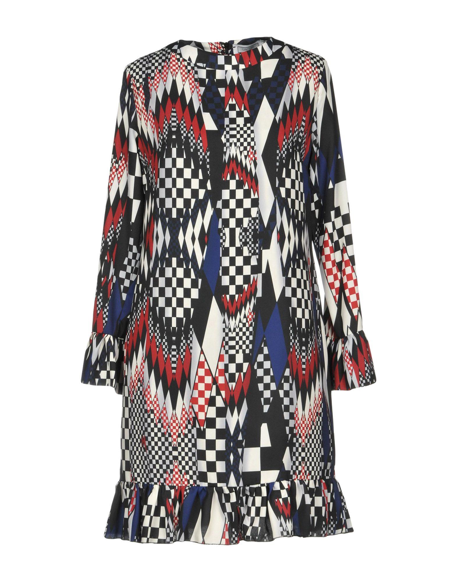 GRETHA Milano Короткое платье все цены