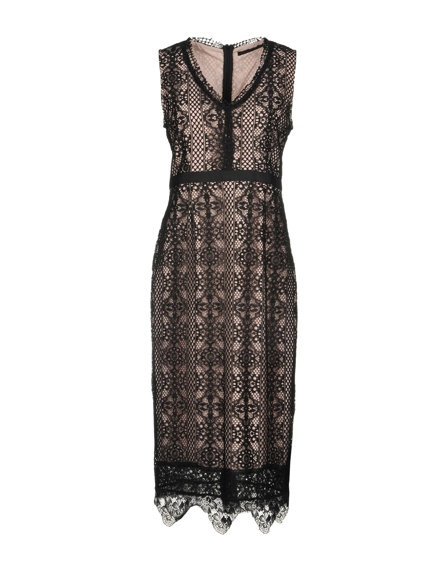 MASSIMO REBECCHI Платье до колена massimo rebecchi длинное платье
