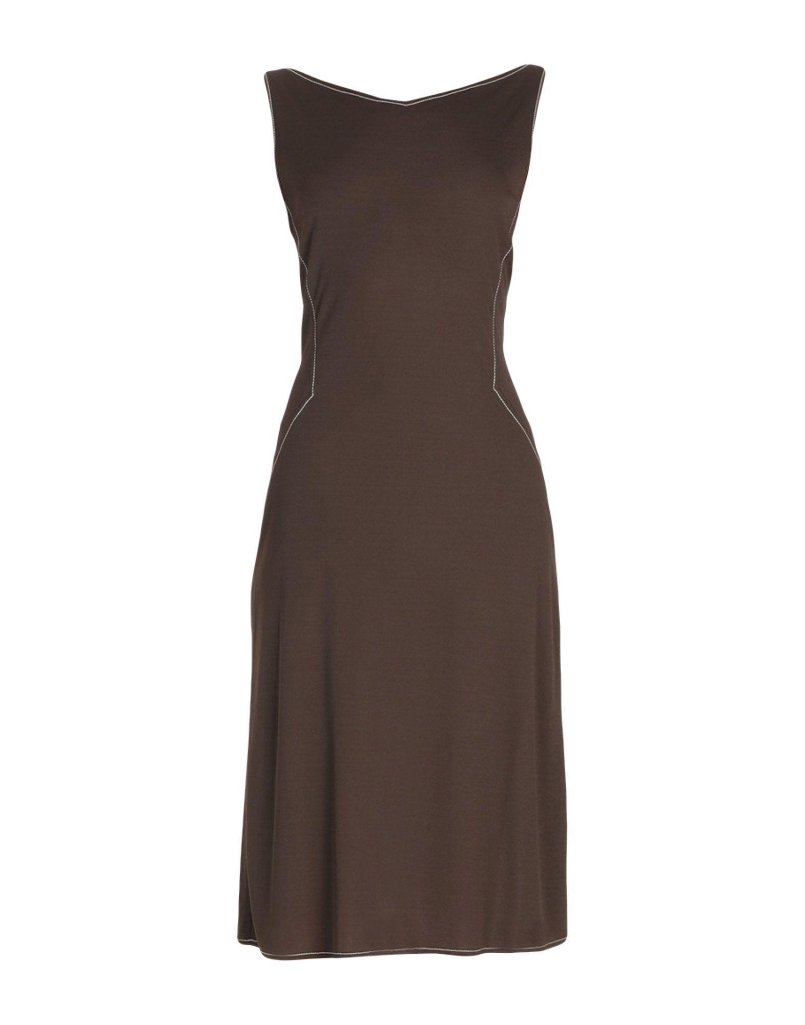 VALENTINO ROMA Платье до колена цена 2017