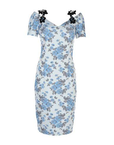 Платье до колена Cavalli Class
