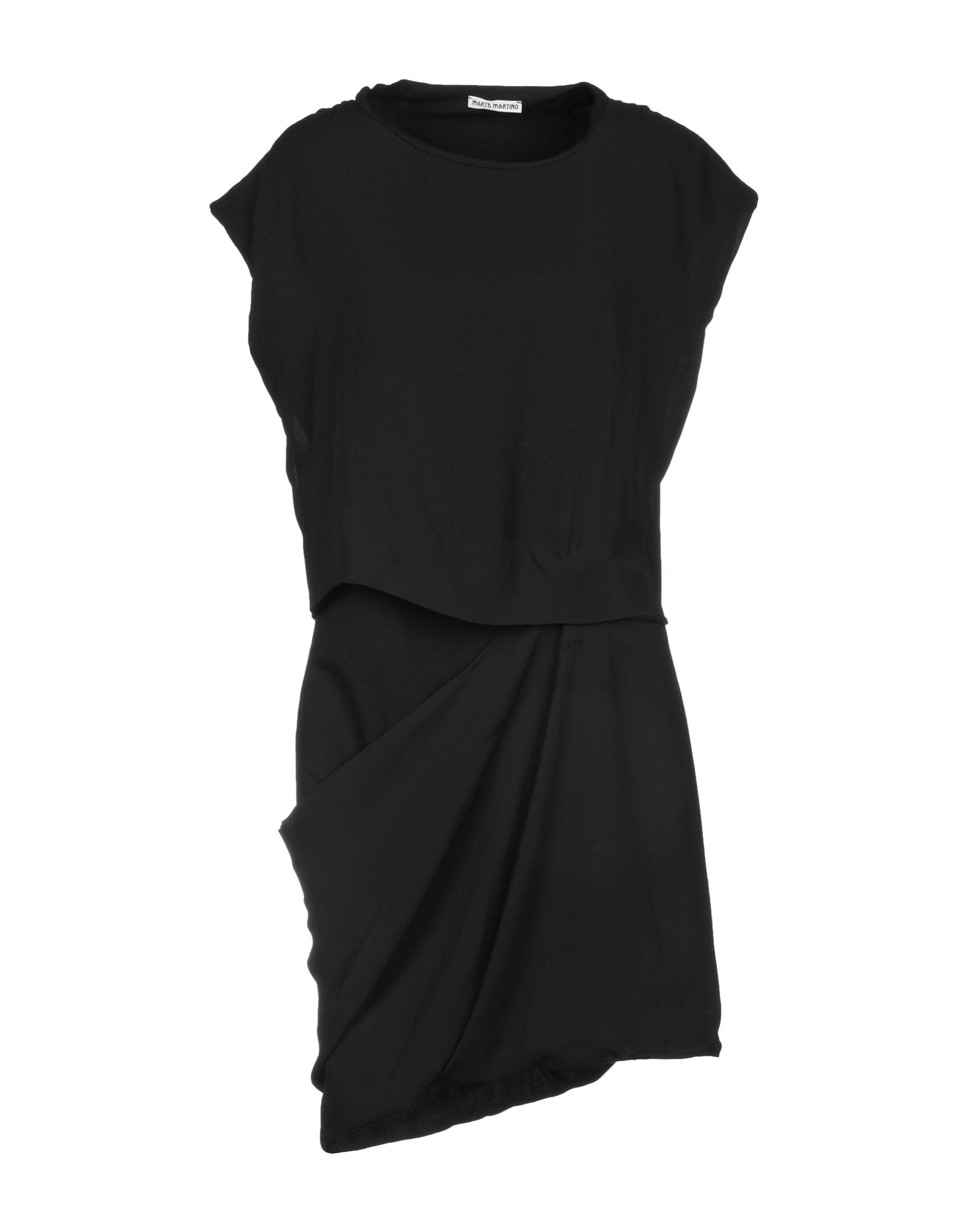 MARTA MARTINO Короткое платье цена 2017