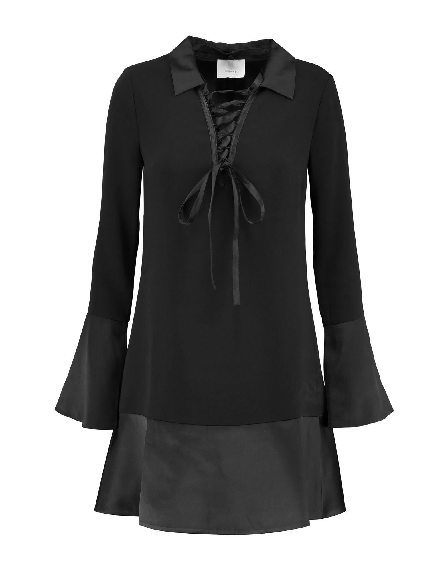 CINQ À SEPT Короткое платье cinq à sept мини юбка