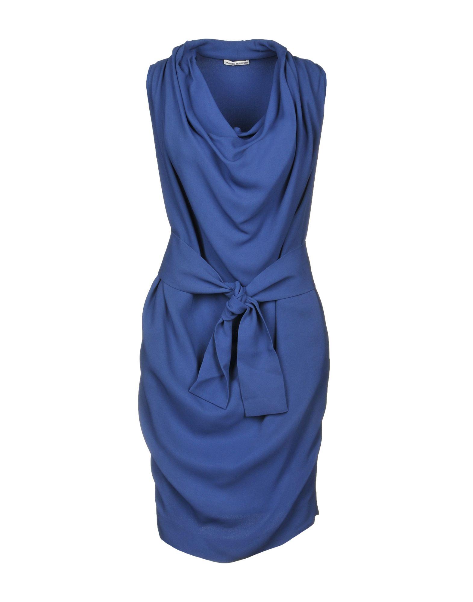 лучшая цена MARTA MARTINO Короткое платье