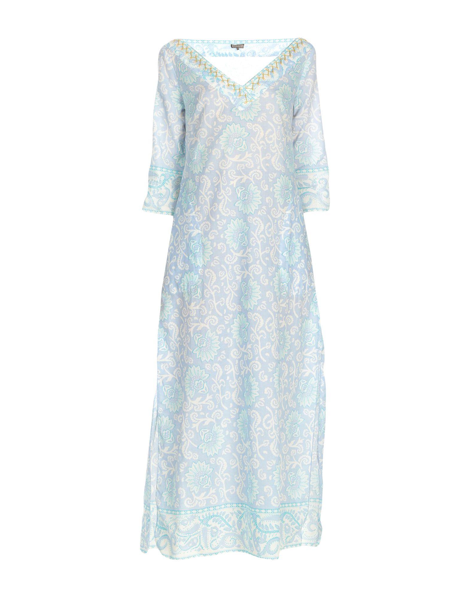 MALÌPARMI Длинное платье платье длинное с рисунком пейсли
