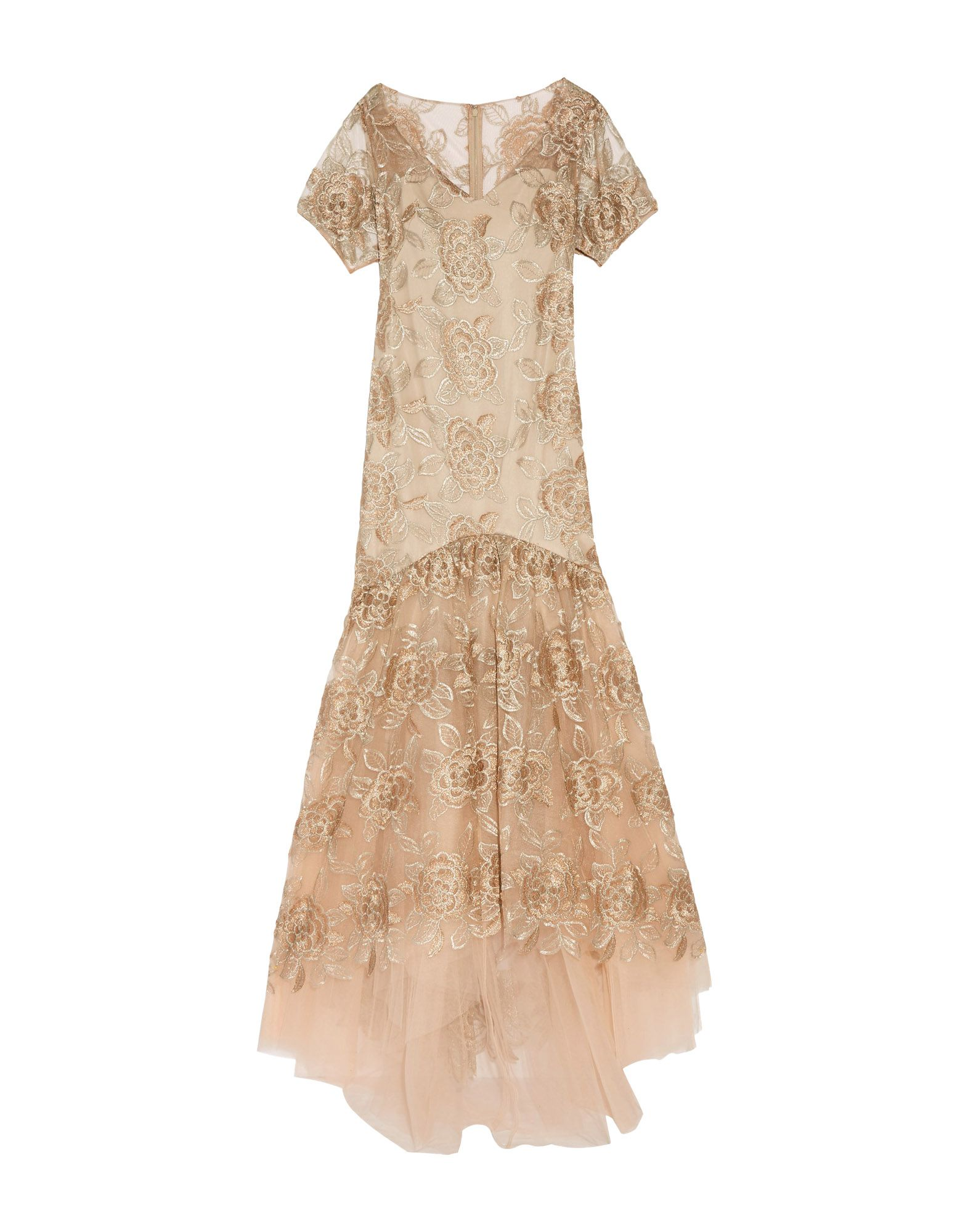 Фото - MIKAEL AGHAL Длинное платье mikael aghal юбка до колена