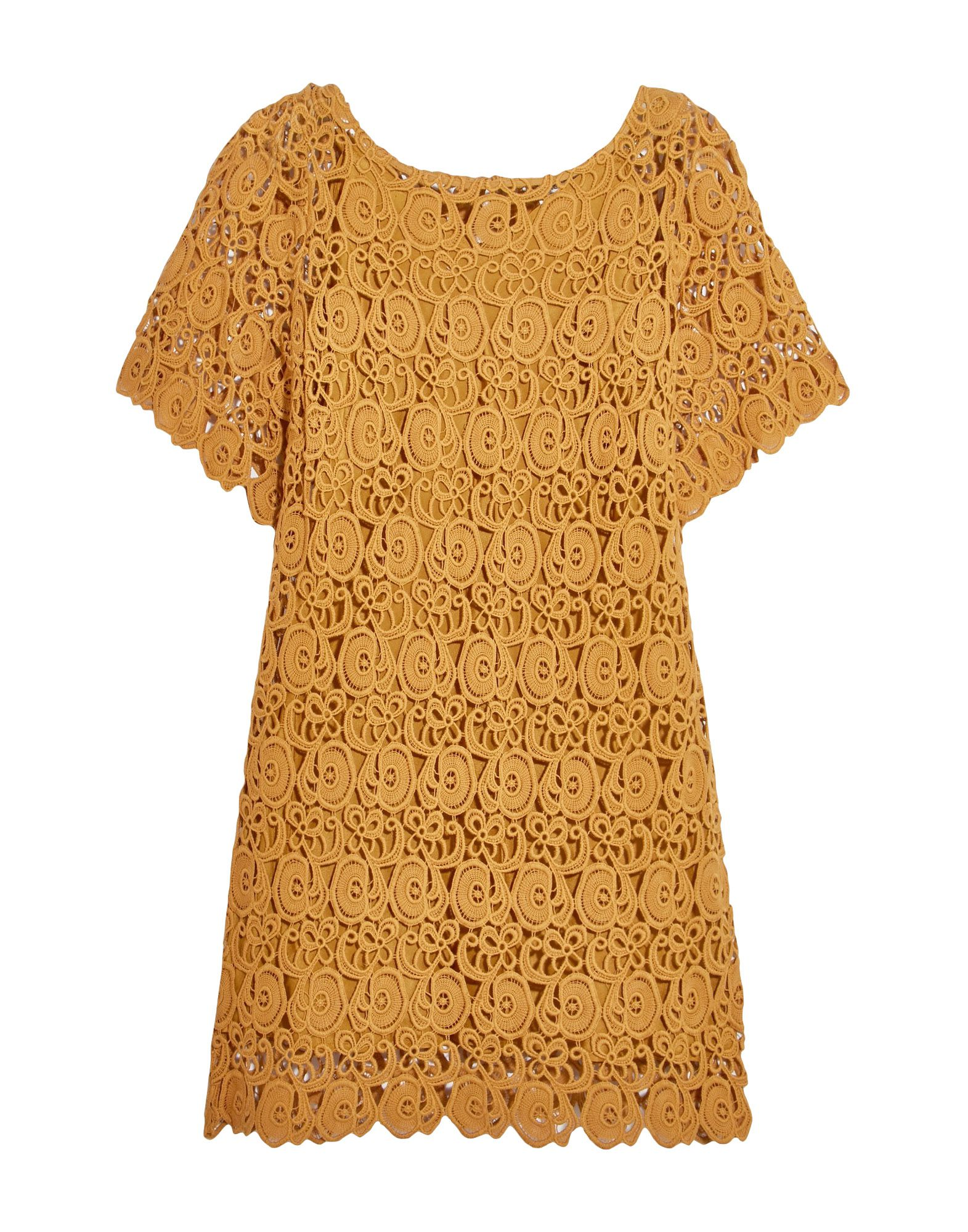 MIGUELINA Короткое платье miguelina юбка до колена