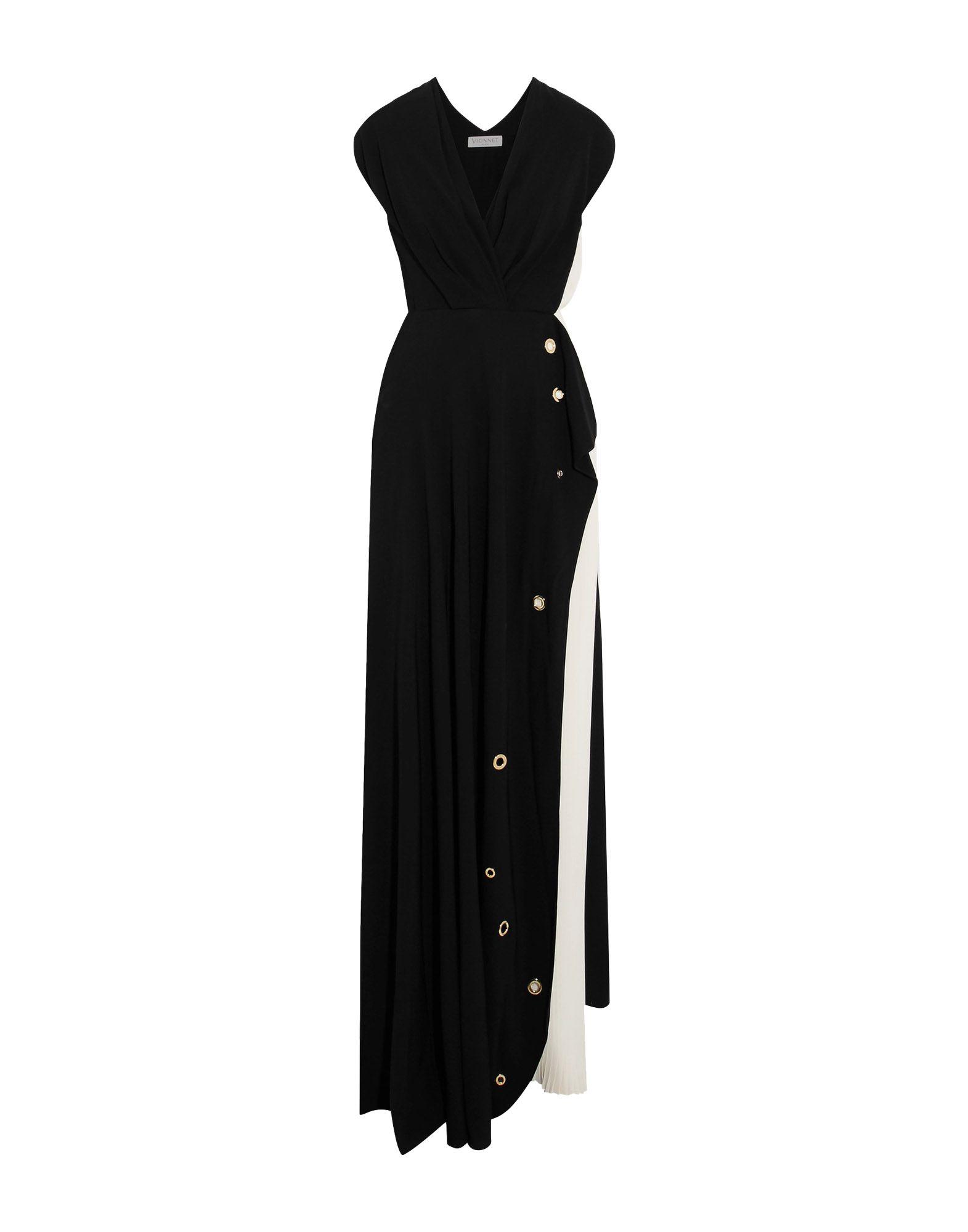VIONNET Длинное платье vionnet накидка