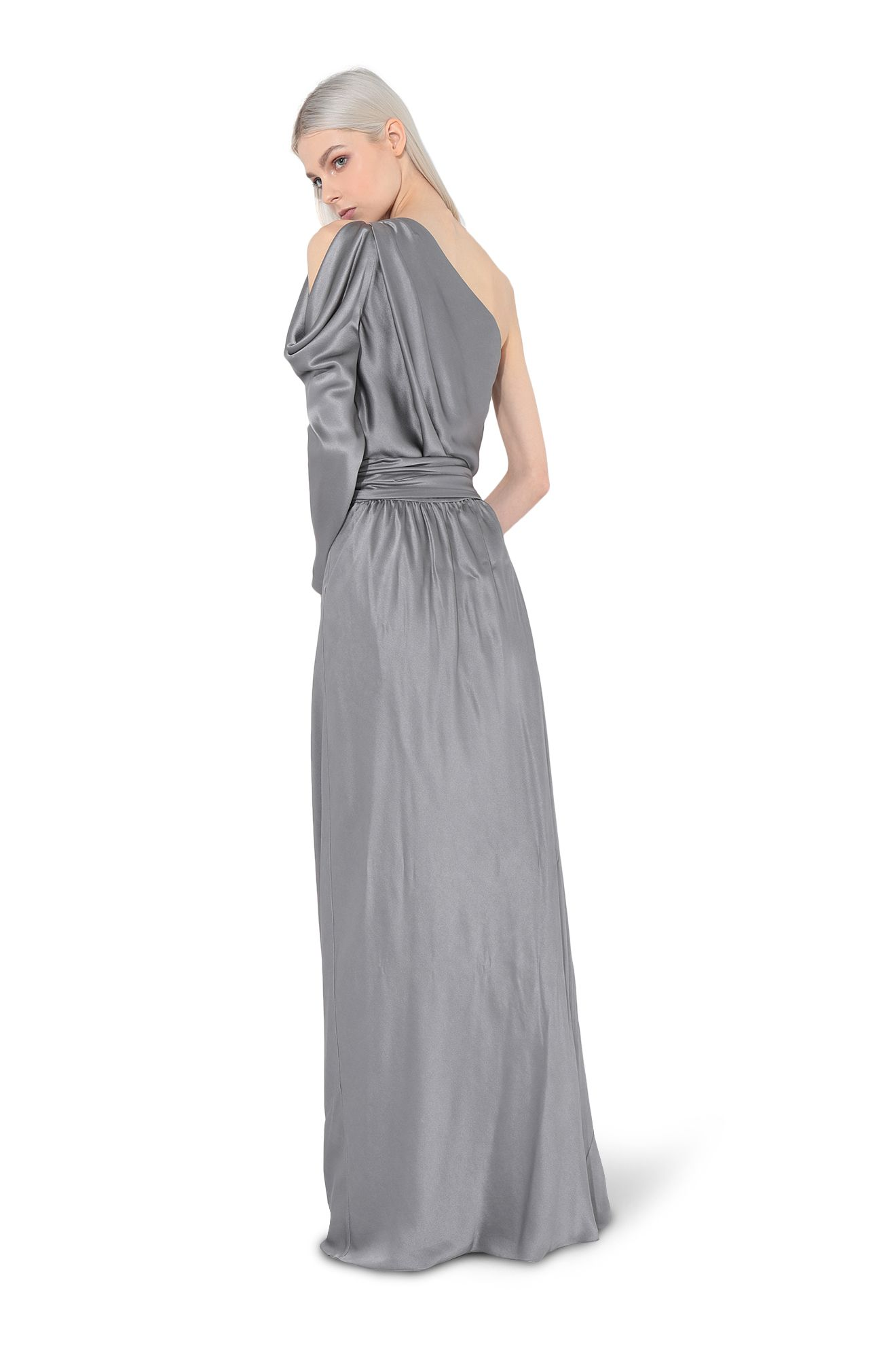 ALBERTA FERRETTI Long Dress Woman r