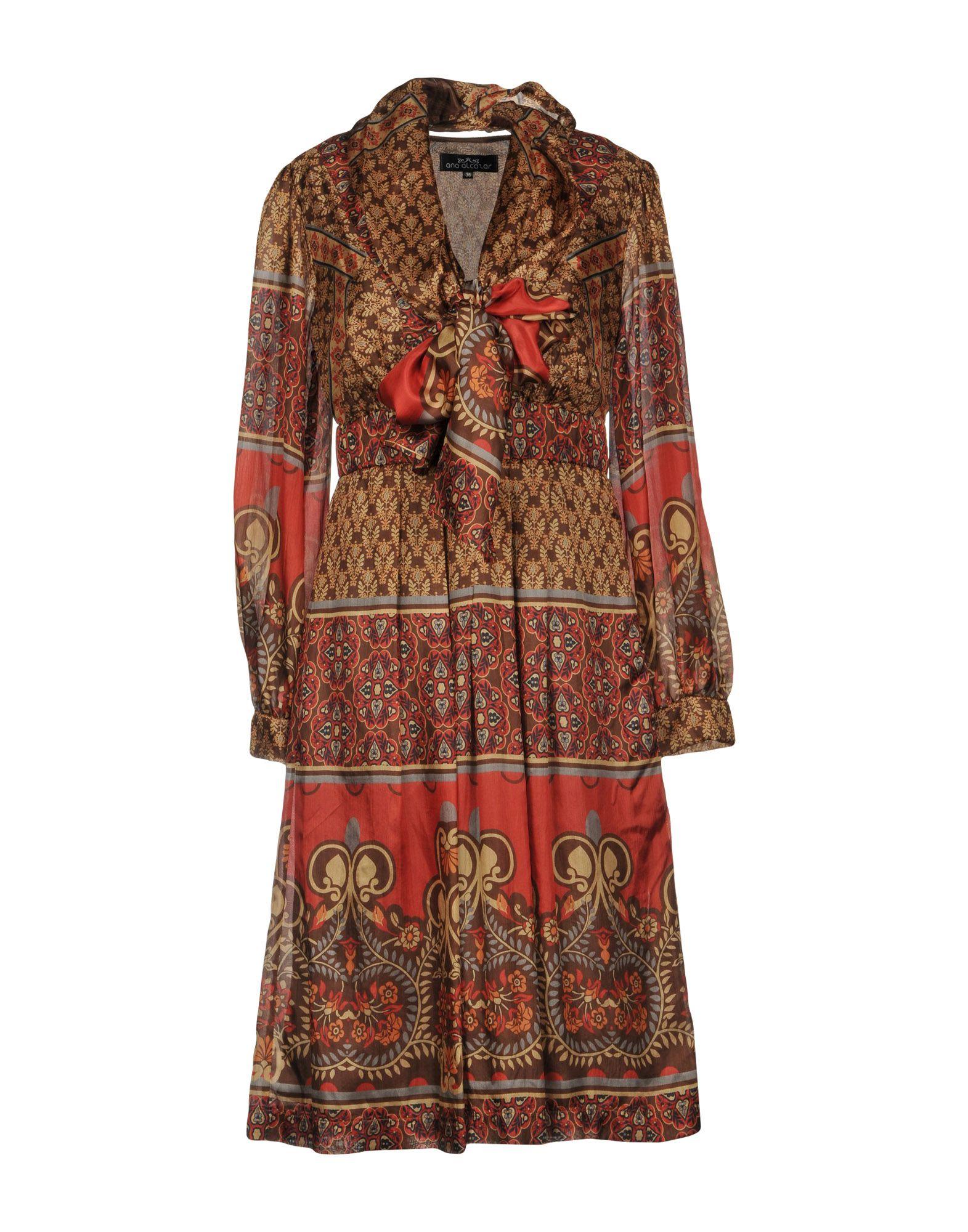 ANA ALCAZAR Платье до колена