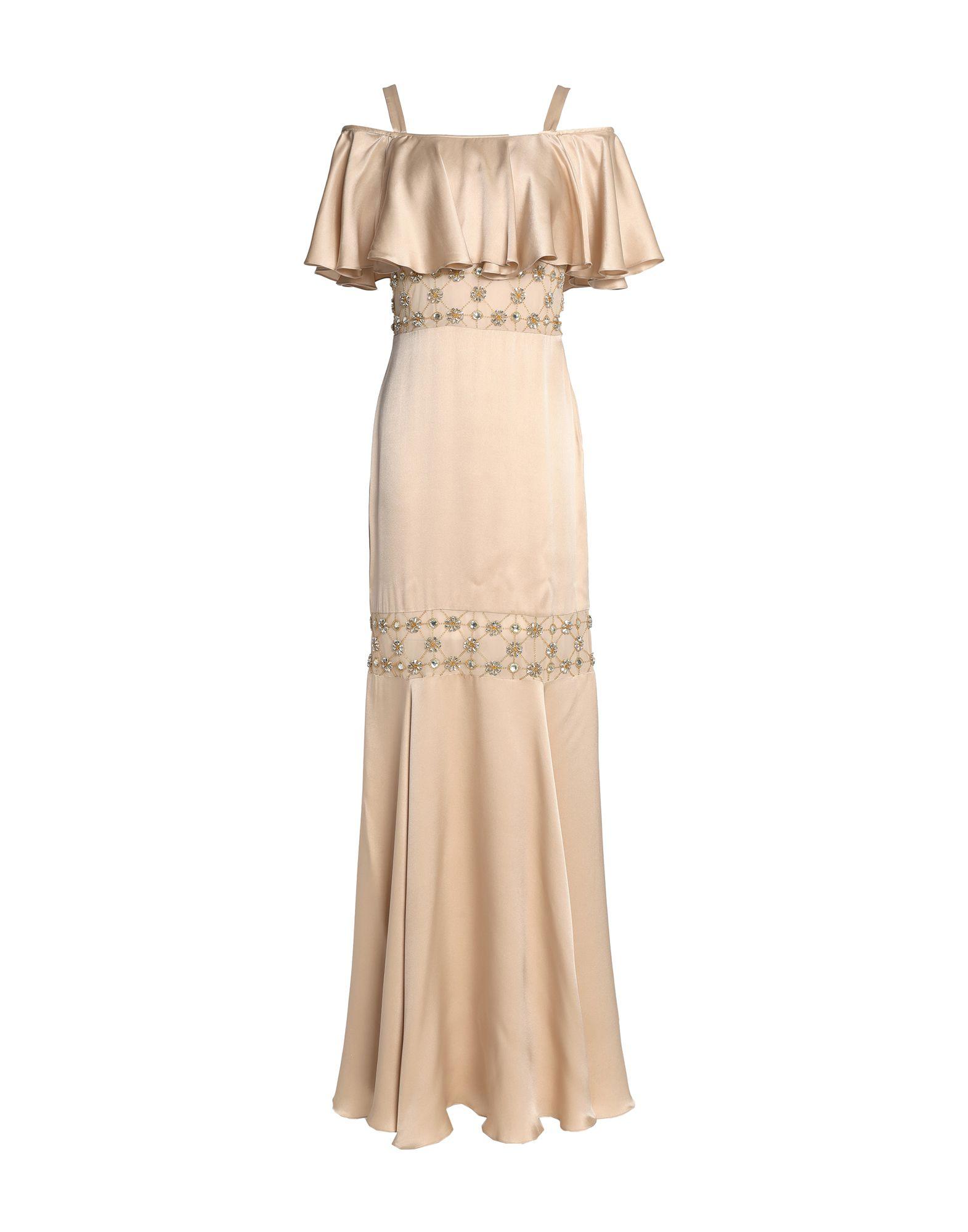 TEMPERLEY LONDON Длинное платье джемпер temperley