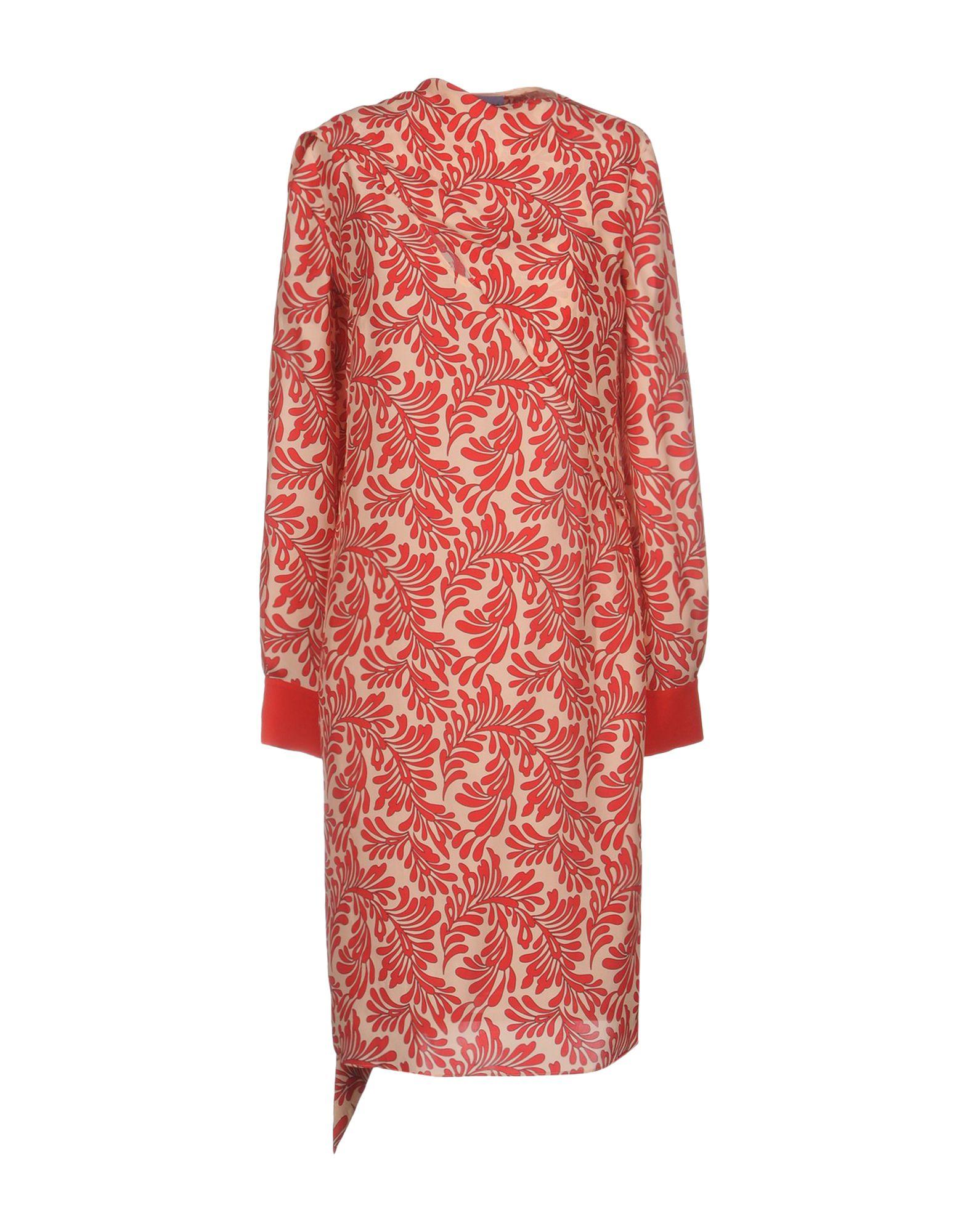 цены EMANUEL UNGARO Платье до колена