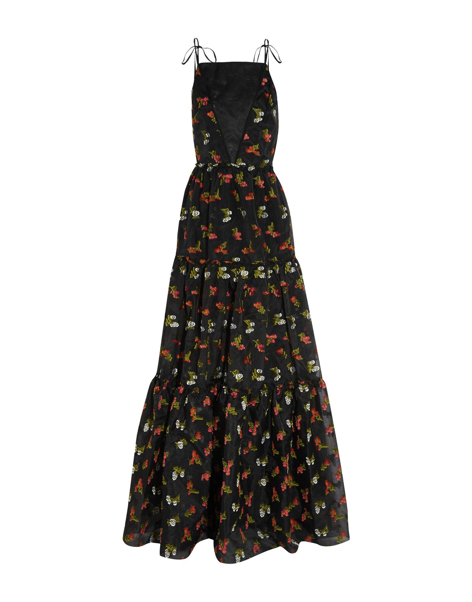 ERDEM Длинное платье erdem кружевное платье alex