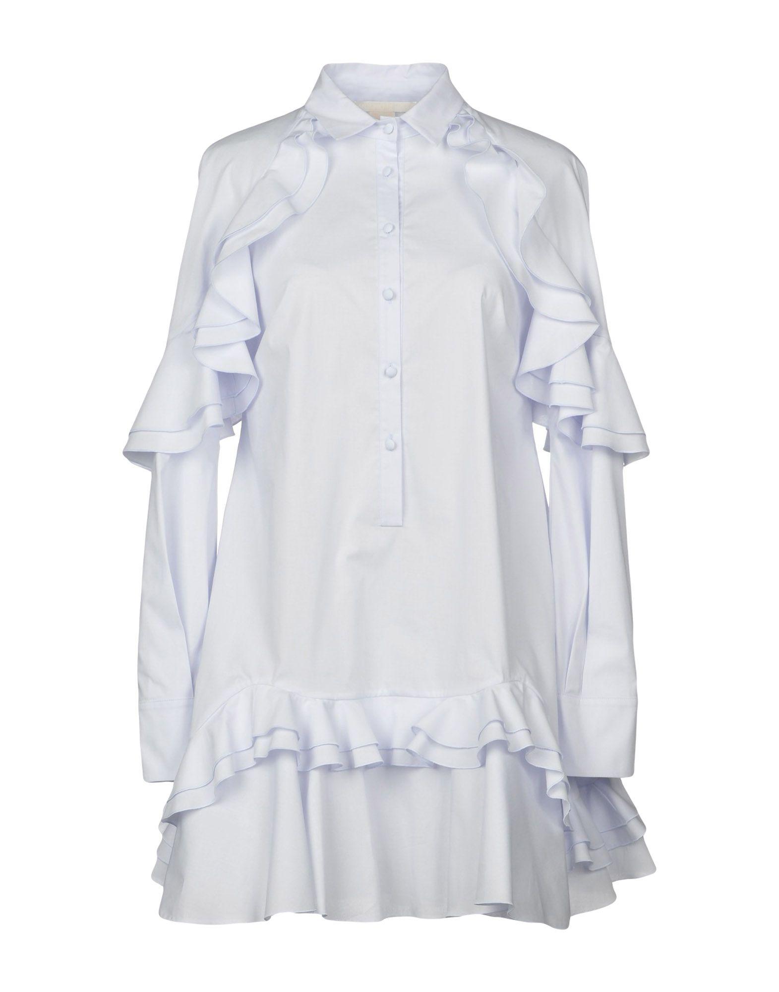 ANTONIO BERARDI Короткое платье цена 2017
