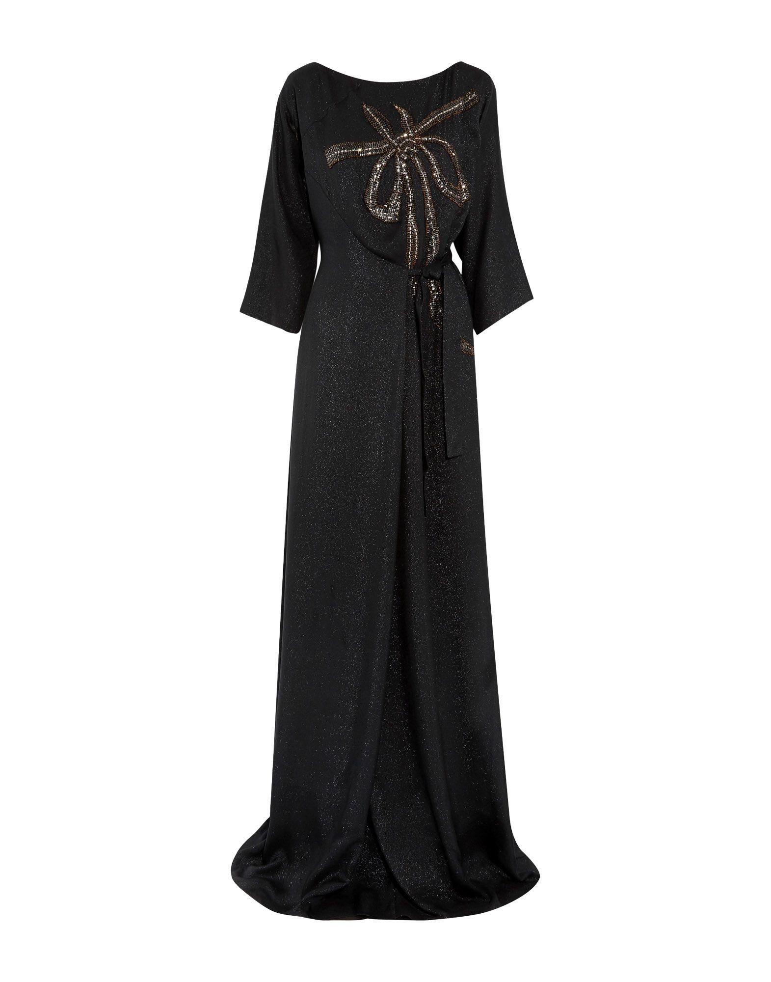 VIONNET Длинное платье vionnet платье длиной 3 4