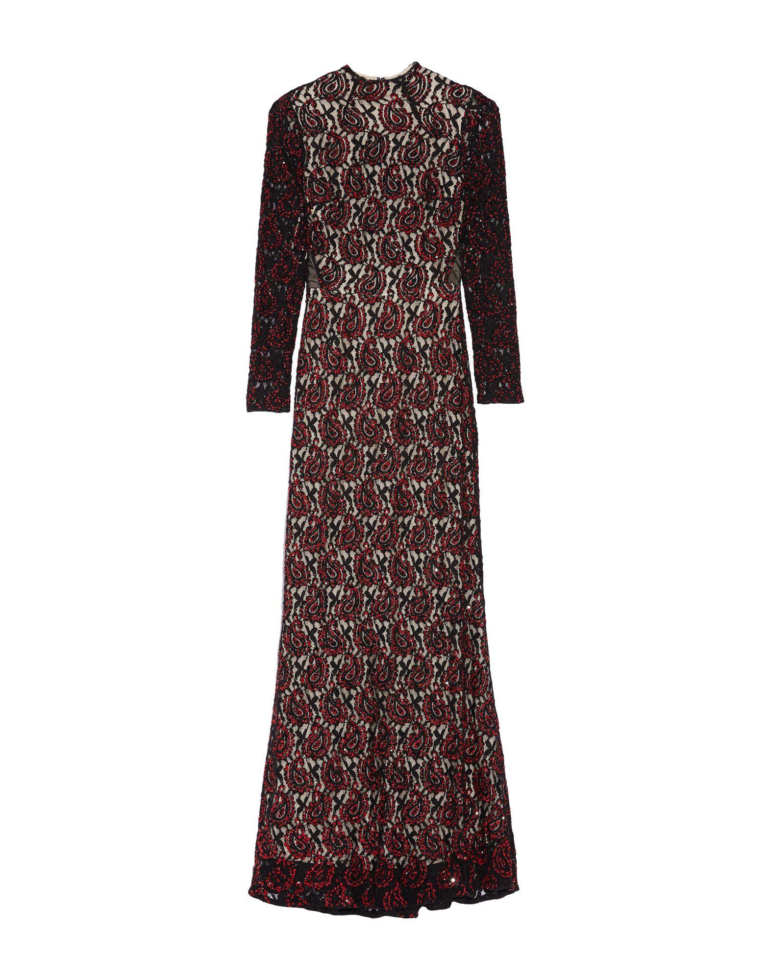 ALICE + OLIVIA Длинное платье платье alice olivia alice olivia al054ewaeqj2