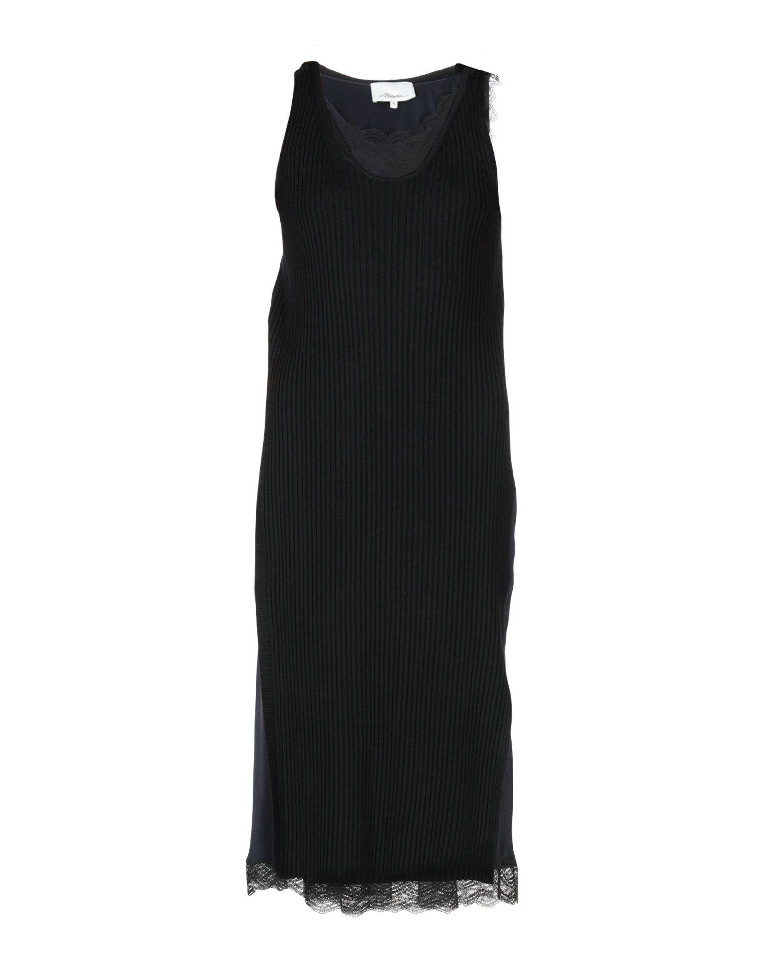 3.1 PHILLIP LIM Платье длиной 3/4 цены онлайн