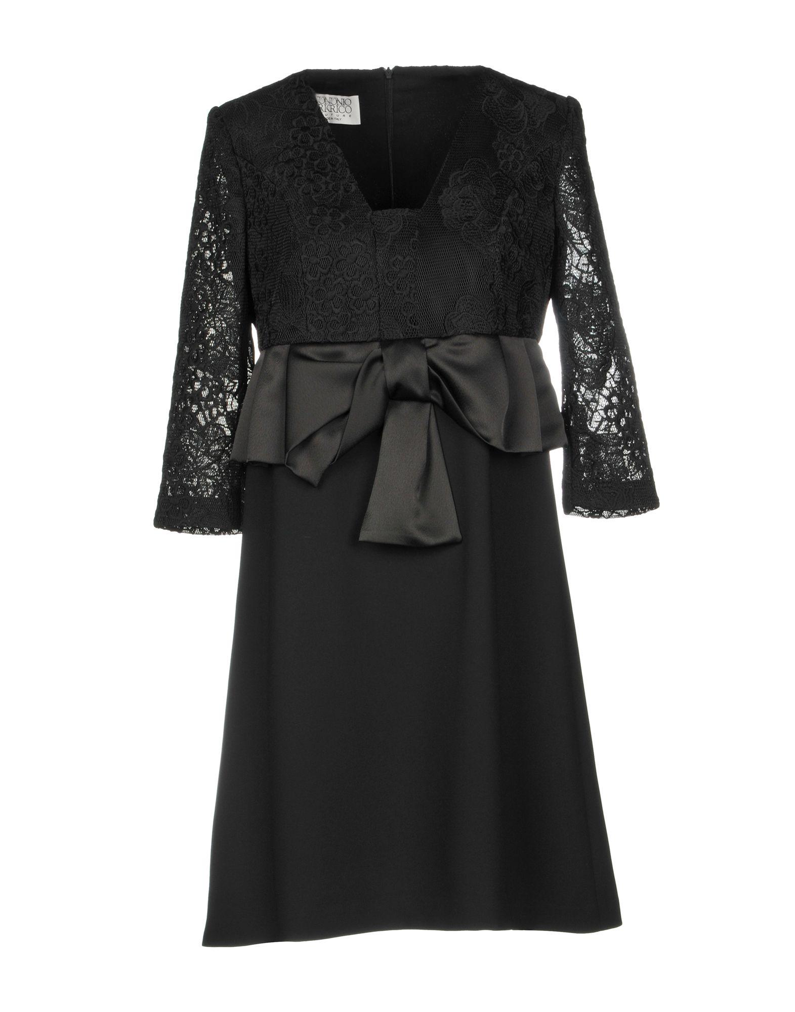 ANTONIO D'ERRICO Короткое платье цена 2017
