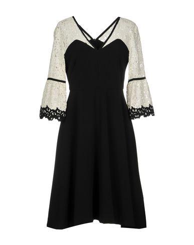Купить Платье до колена от SFIZIO черного цвета