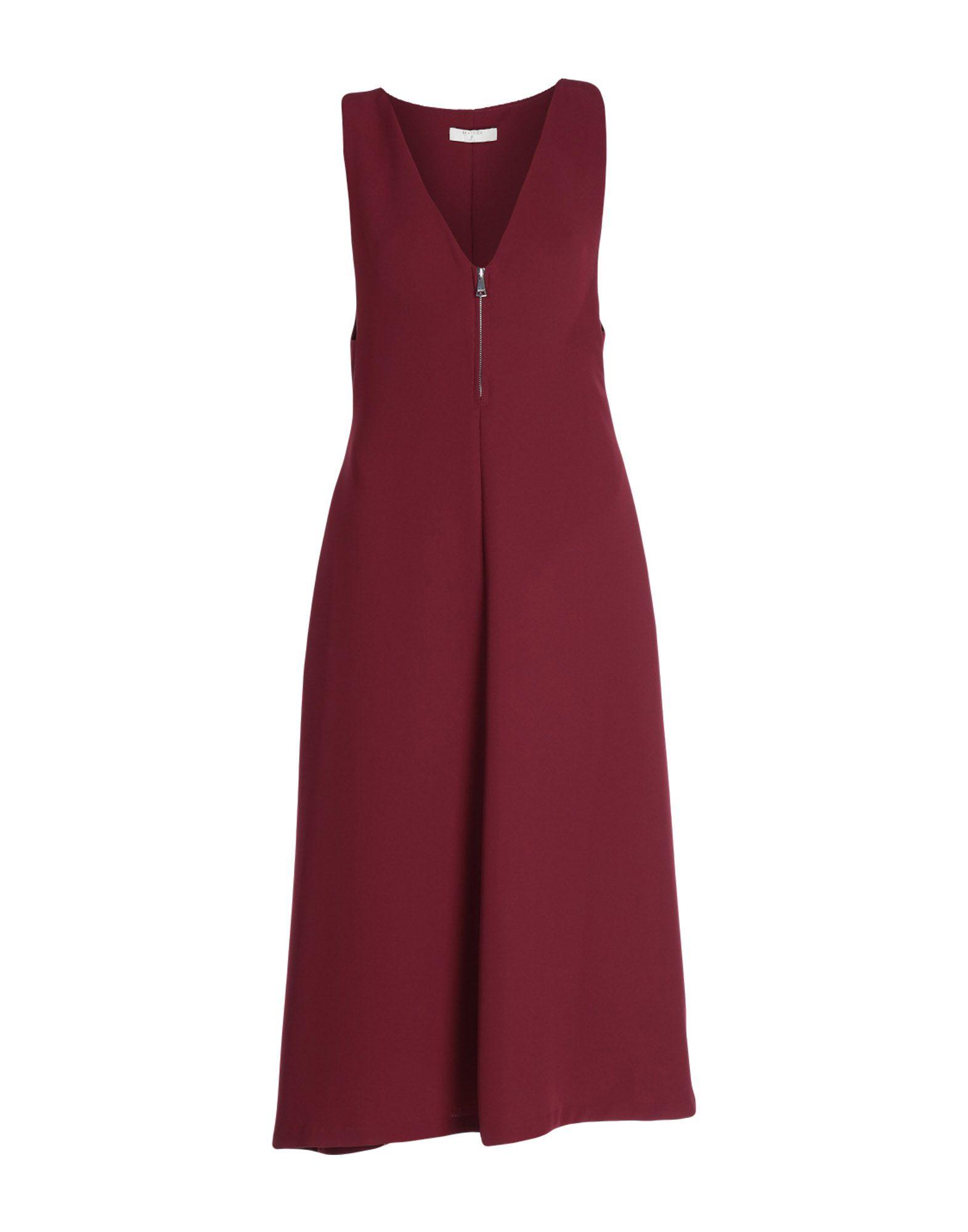 BEATRICE B Платье длиной 3/4 beatrice b юбка длиной 3 4