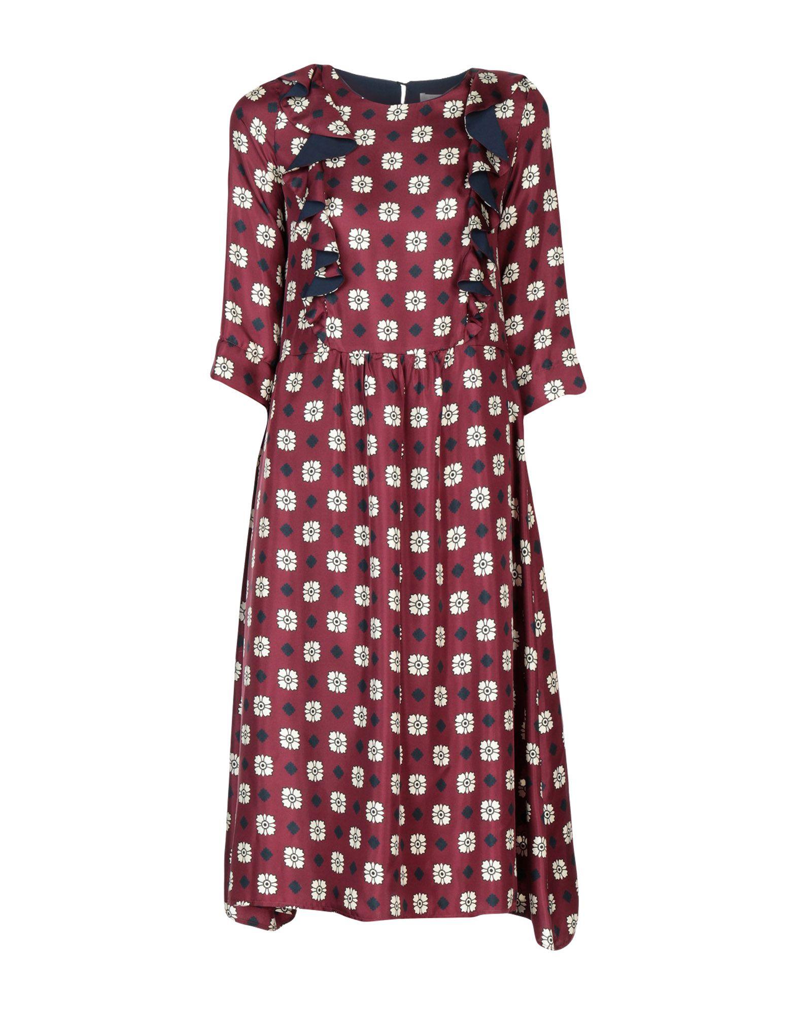 BEATRICE Платье длиной 3/4 beatrice b юбка длиной 3 4