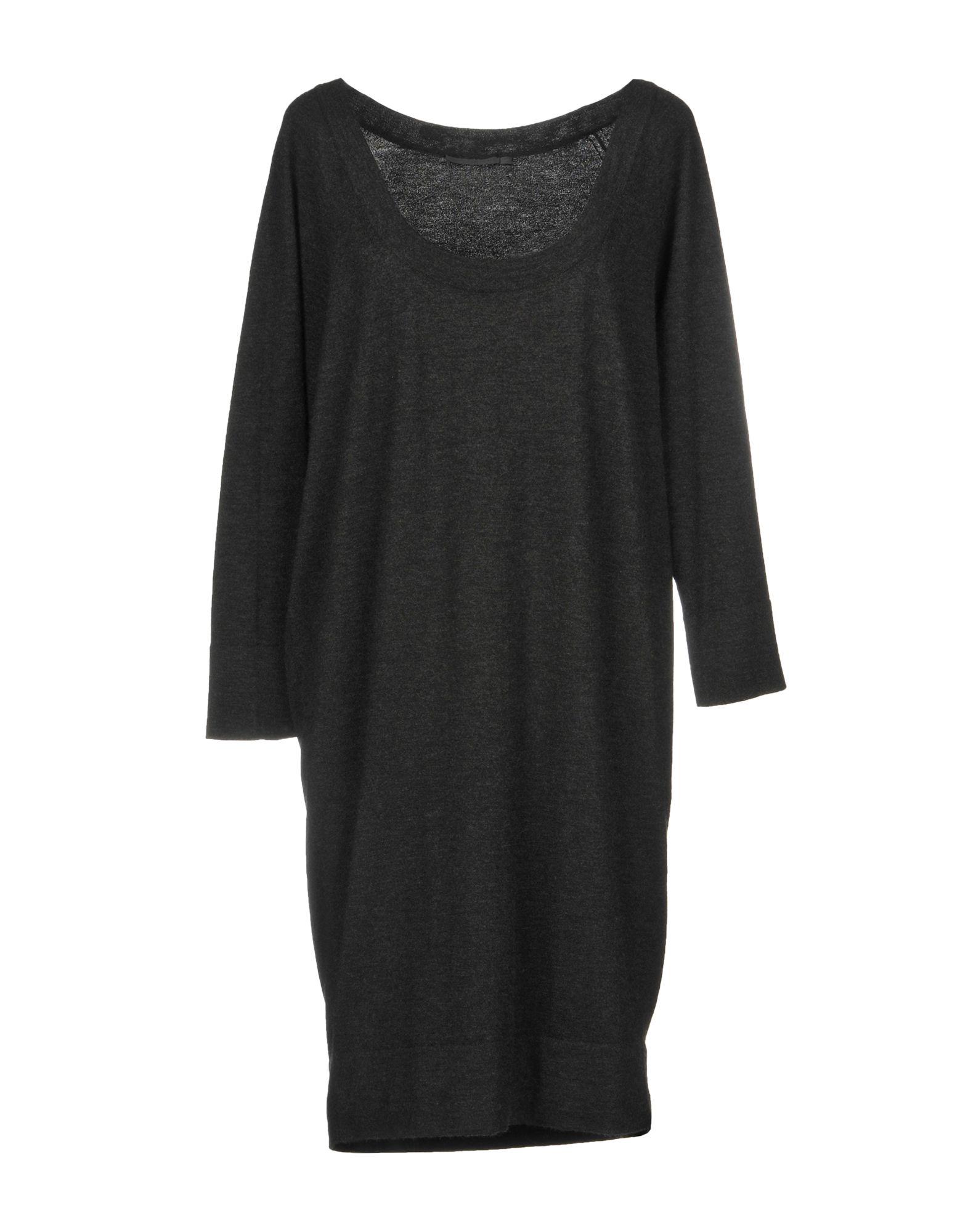 DONNA KARAN Короткое платье donna karan платье длиной 3 4