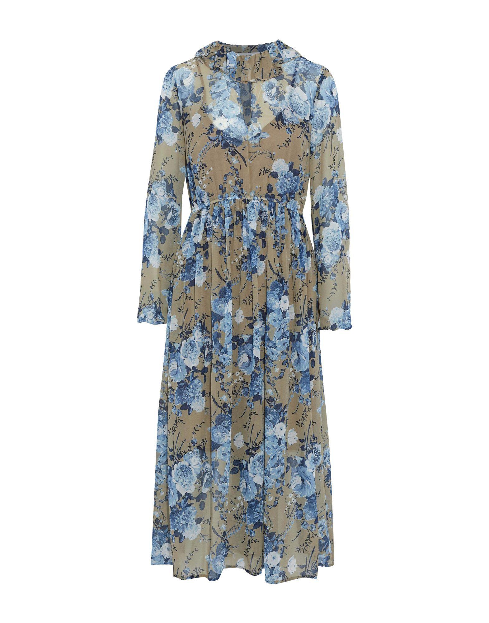 ROBERT RODRIGUEZ Платье длиной 3/4 robert welch набор чайных ложек с длинной ручкой stanton satin 4 шт stasa1025v 4 robert welch