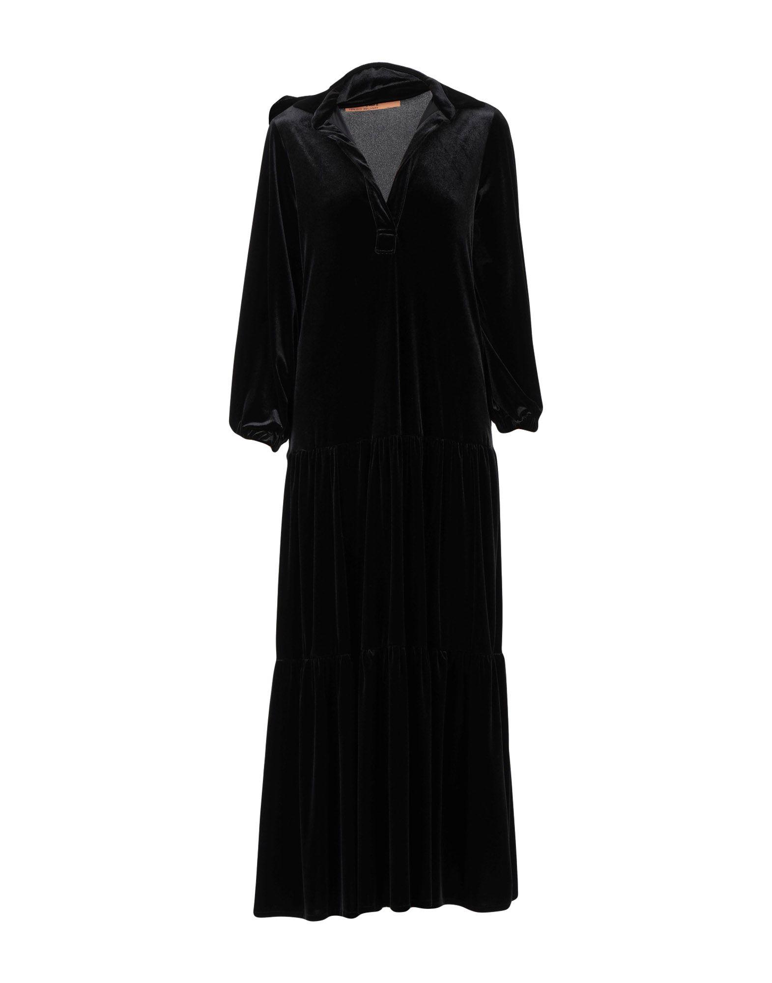 T.D.D. TEN-DAY DELIVERY Длинное платье