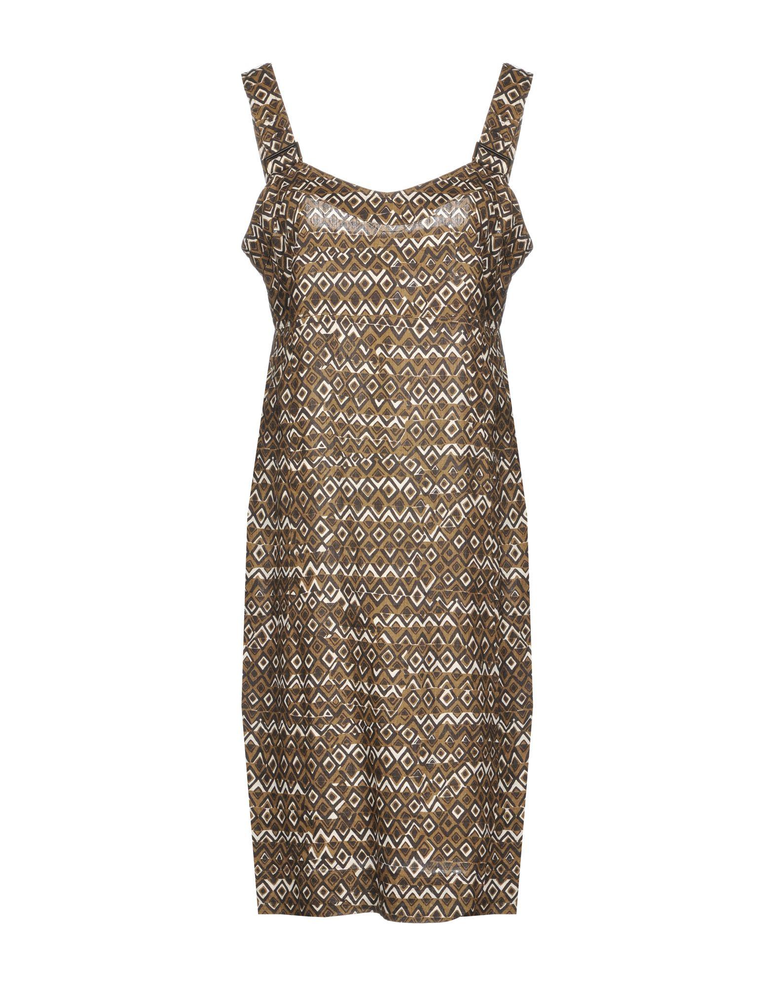 купить WEEKEND MAX MARA Платье до колена по цене 8050 рублей