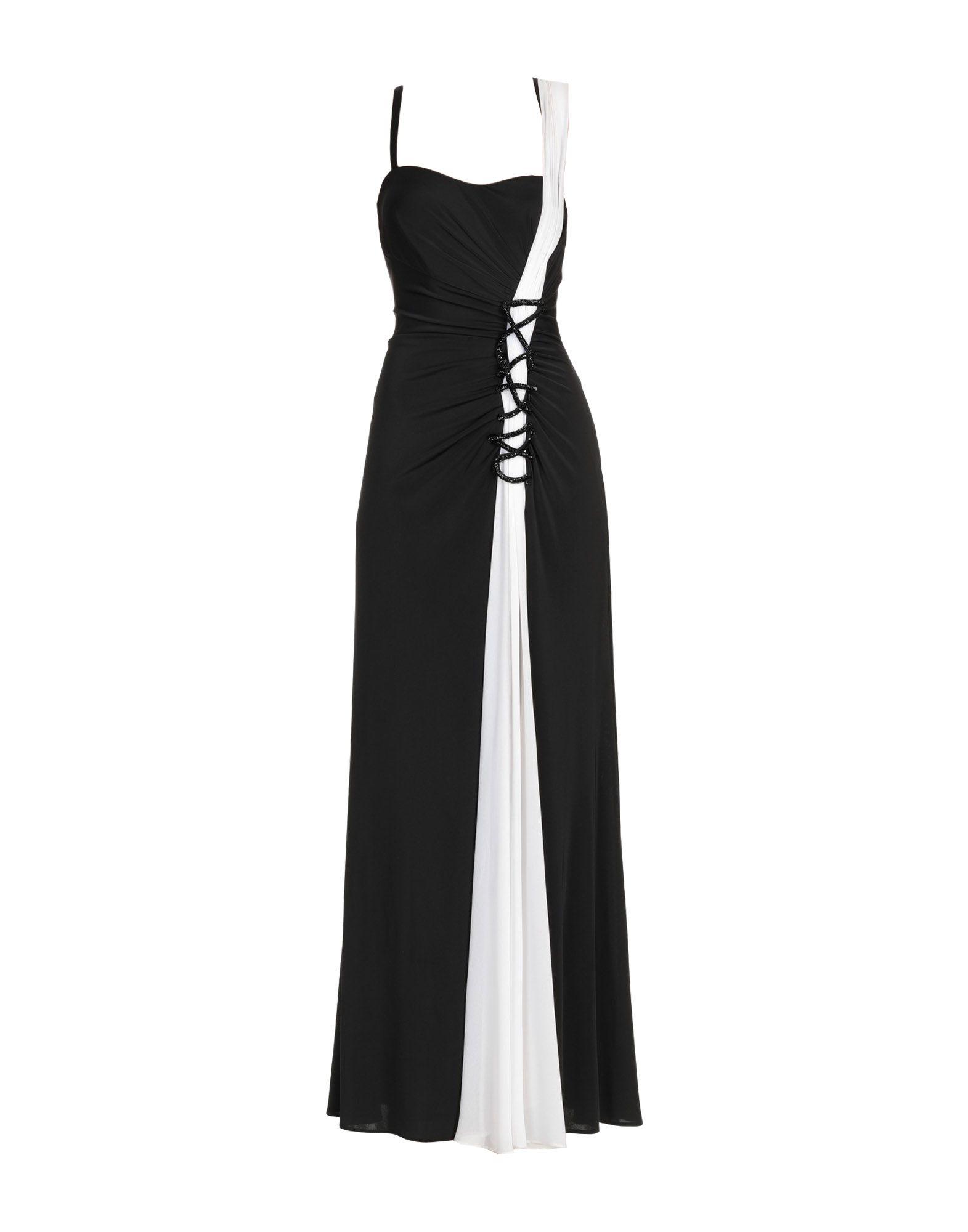 RENATO BALESTRA Длинное платье цены онлайн