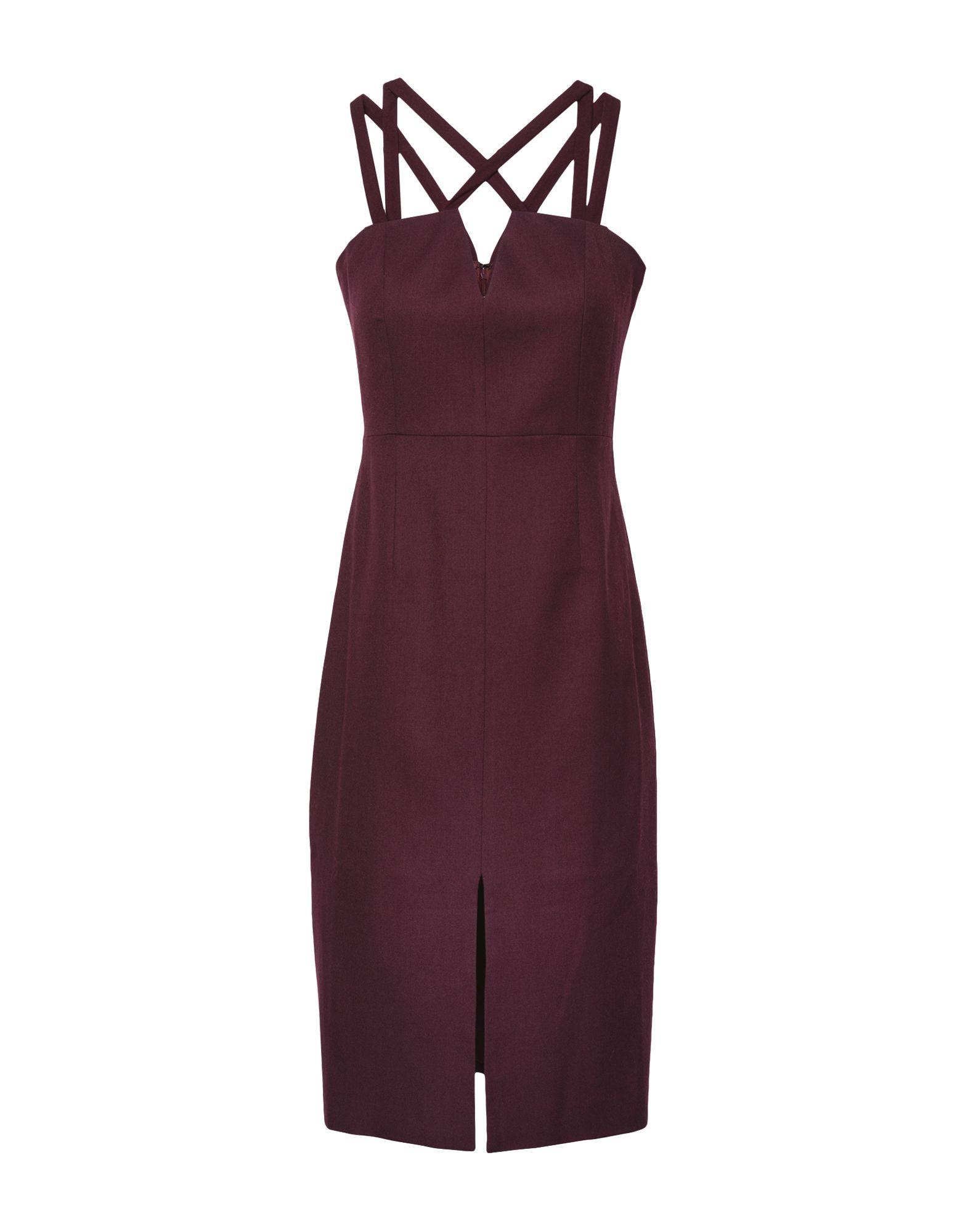 8 by YOOX Платье до колена коктейльное платье sun738