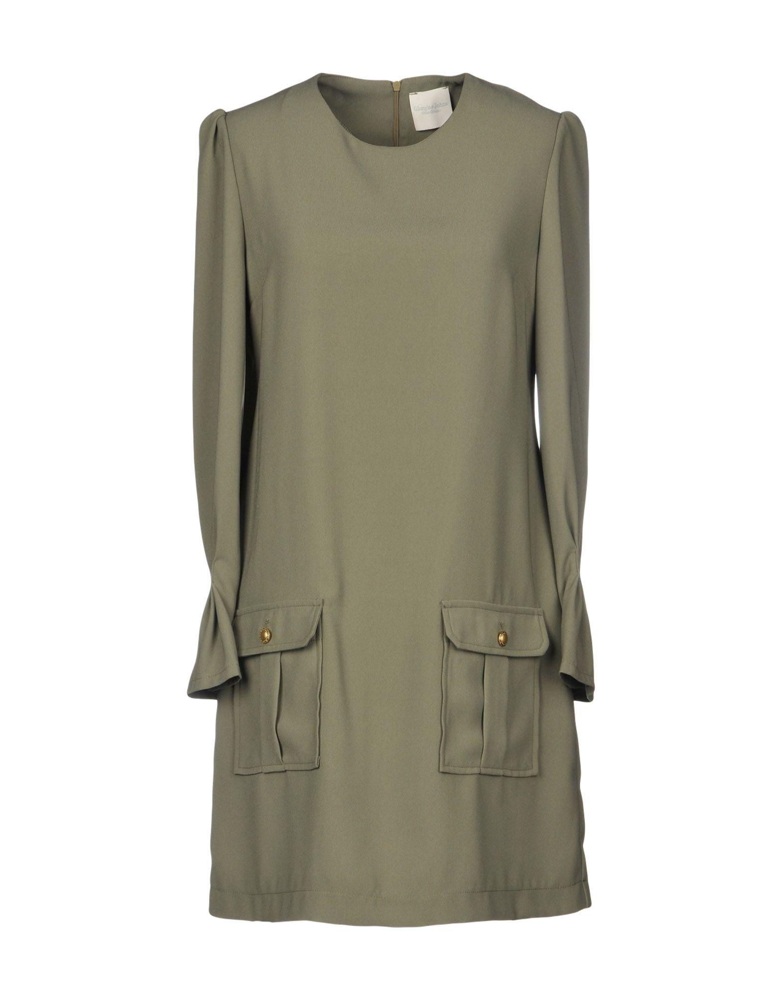 GIORGIA & JOHNS Короткое платье johns sm 700