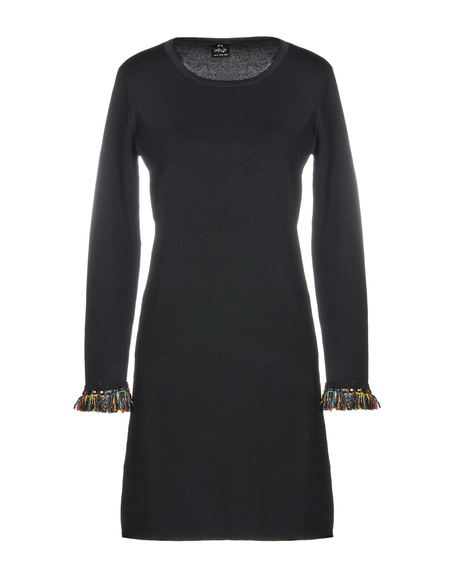 LAFTY LIE Короткое платье цена 2017