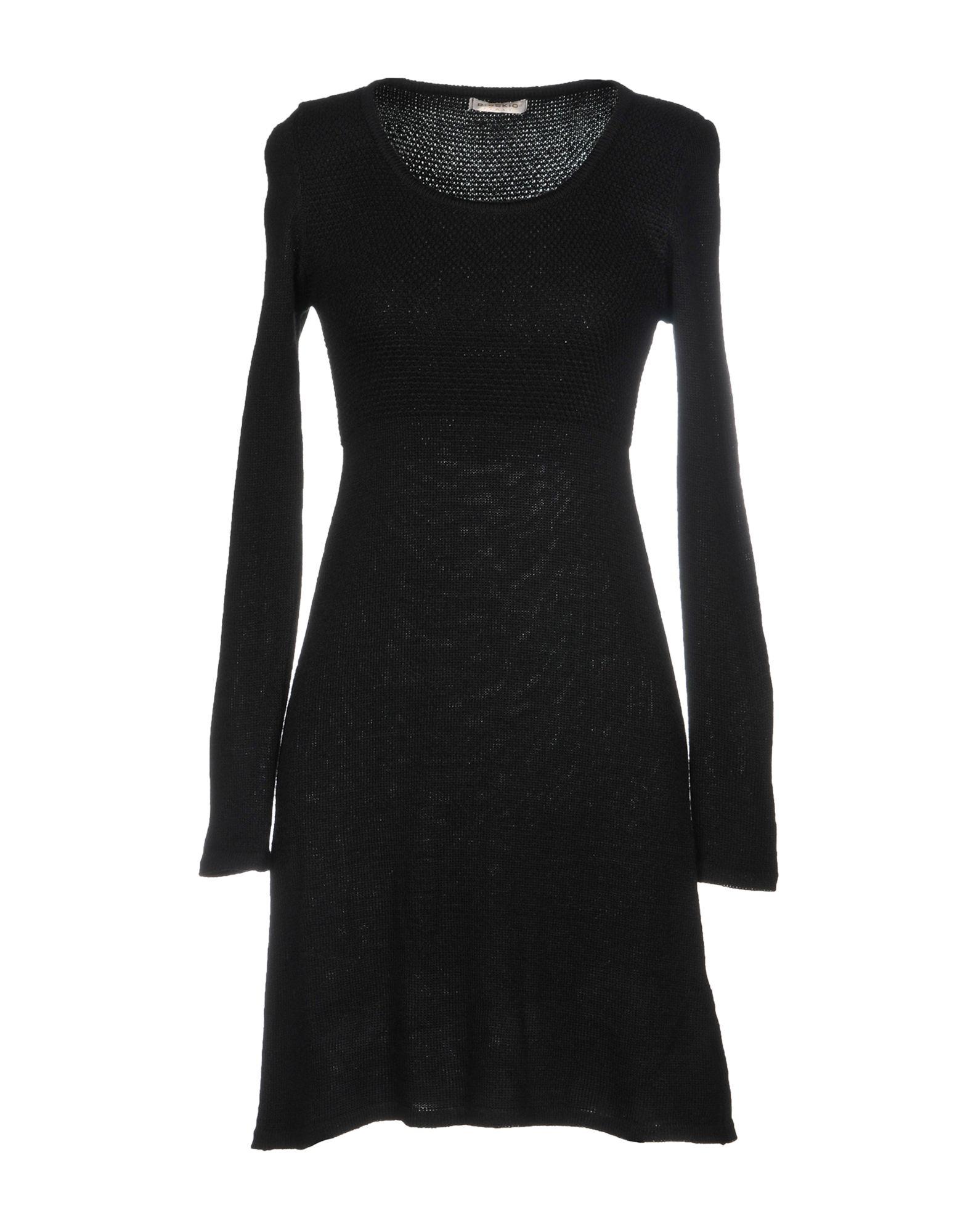 где купить RISSKIO Короткое платье по лучшей цене