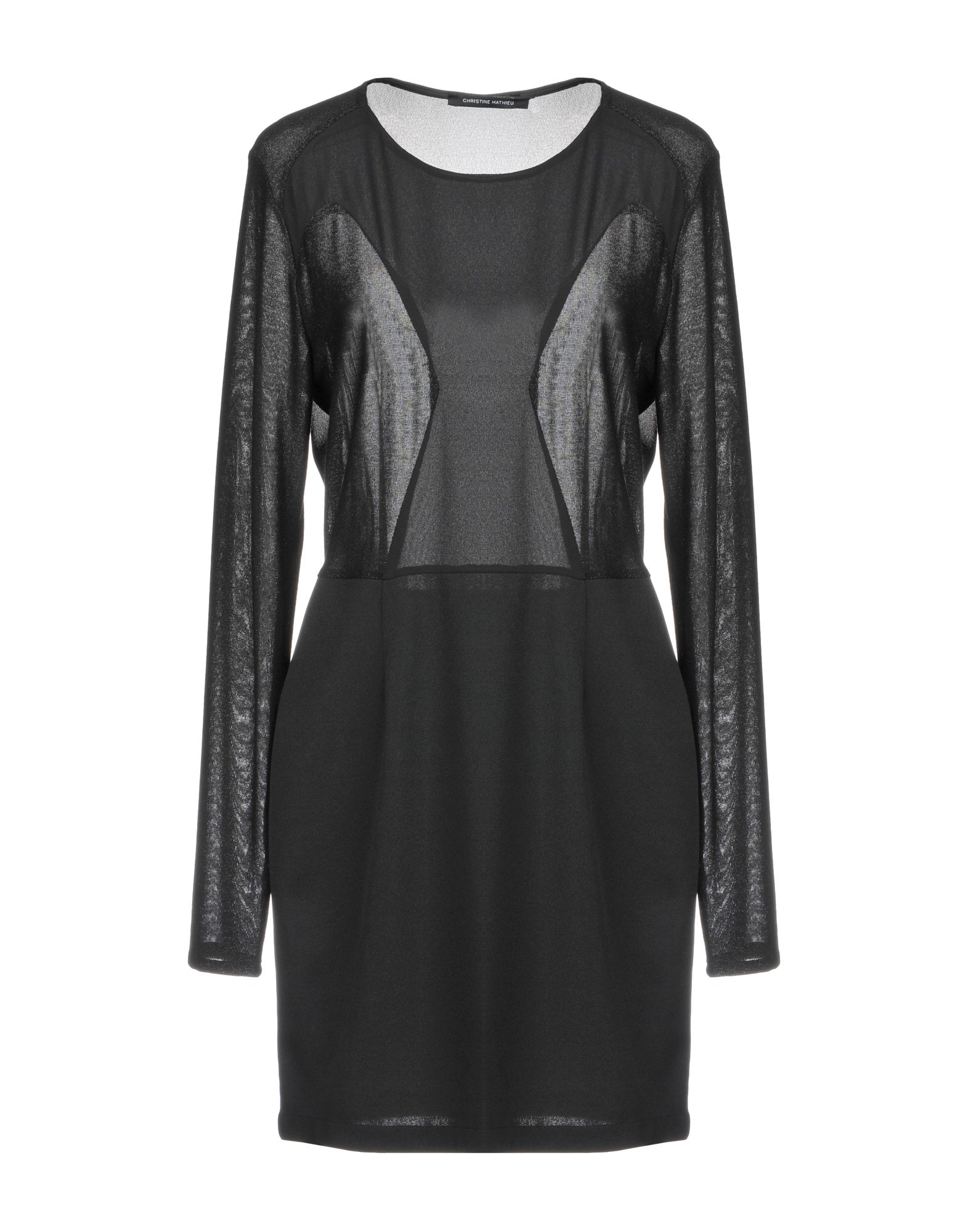 CHRISTINE MATHIEU Короткое платье цена 2017
