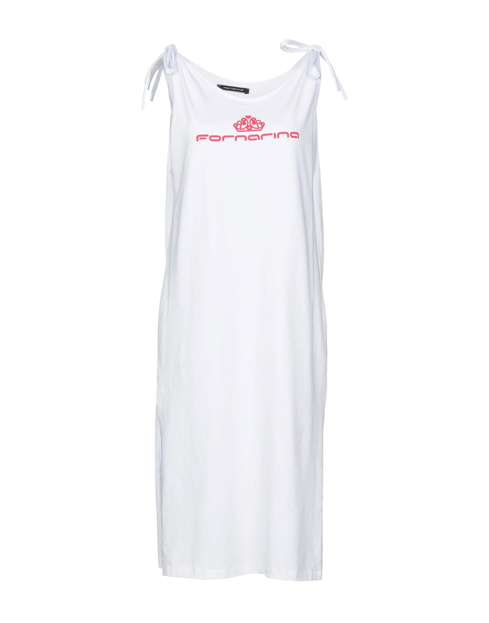 купить FORNARINA Платье до колена по цене 1950 рублей
