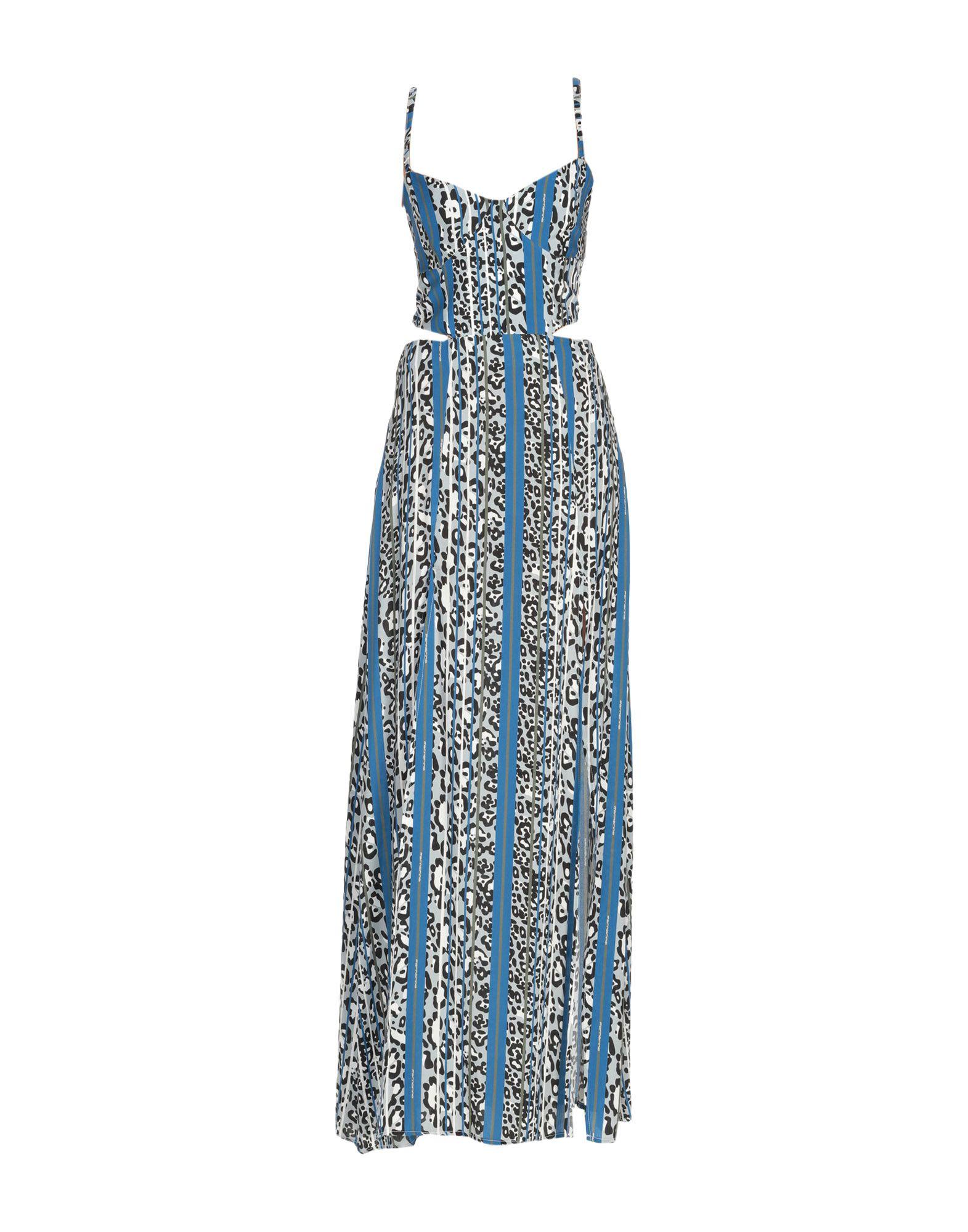 FORNARINA Длинное платье цена 2017