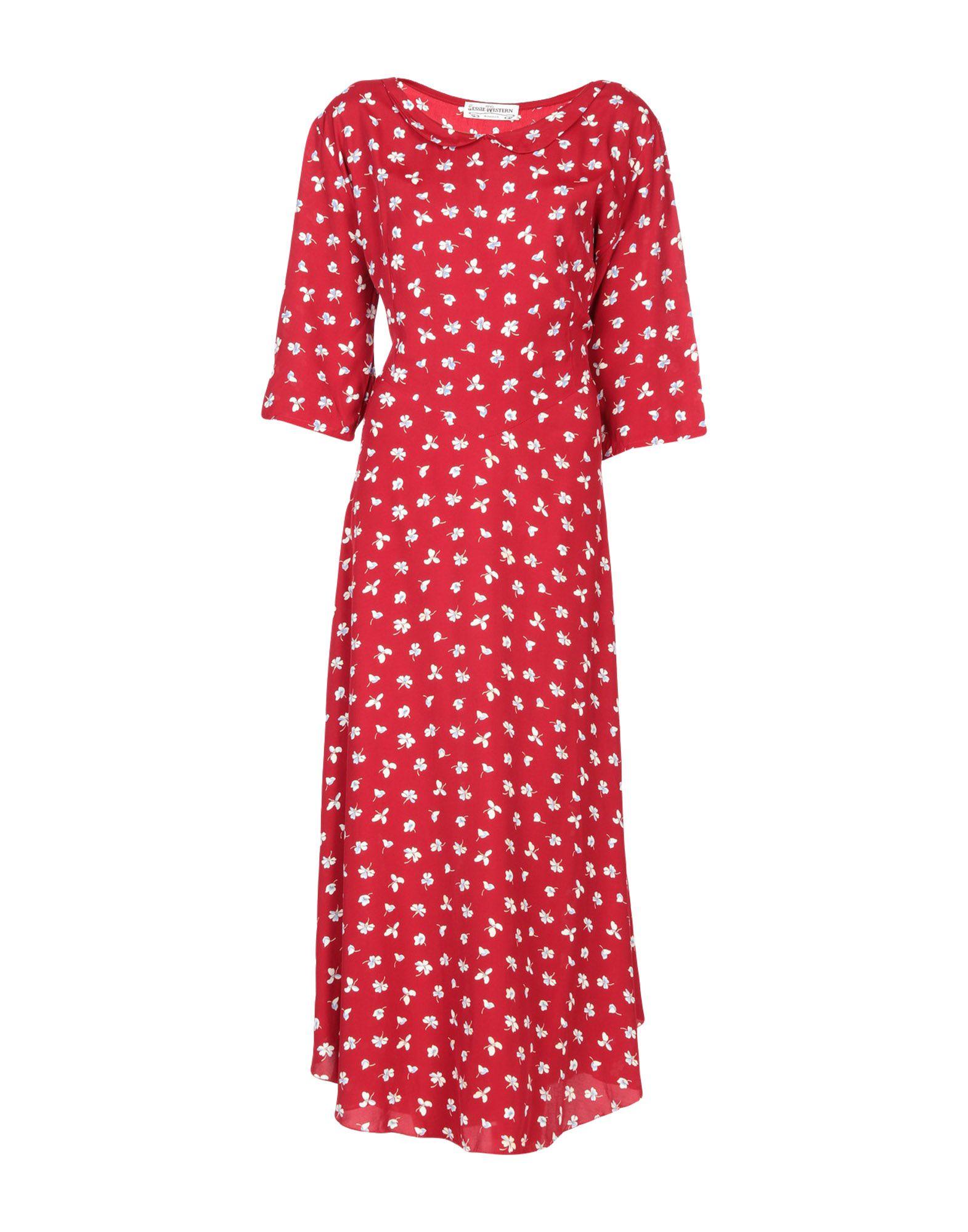 JESSIE WESTERN Длинное платье сумка jessie