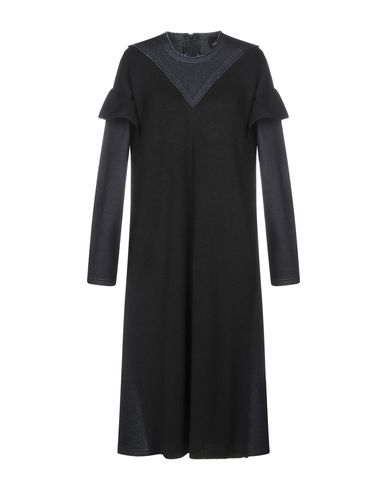 Платье до колена от MANOSTORTI