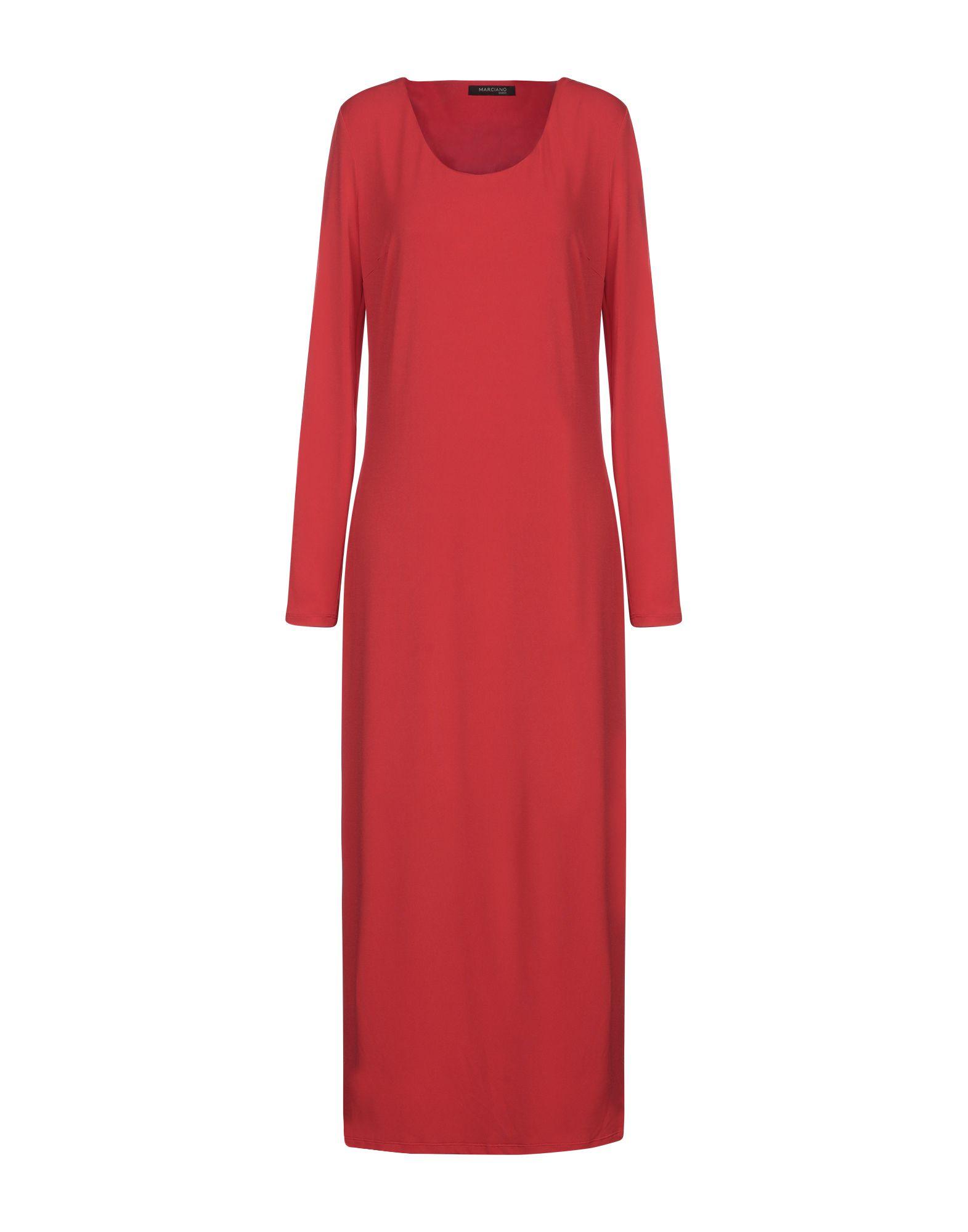 GUESS BY MARCIANO Платье длиной 3/4 цена 2017