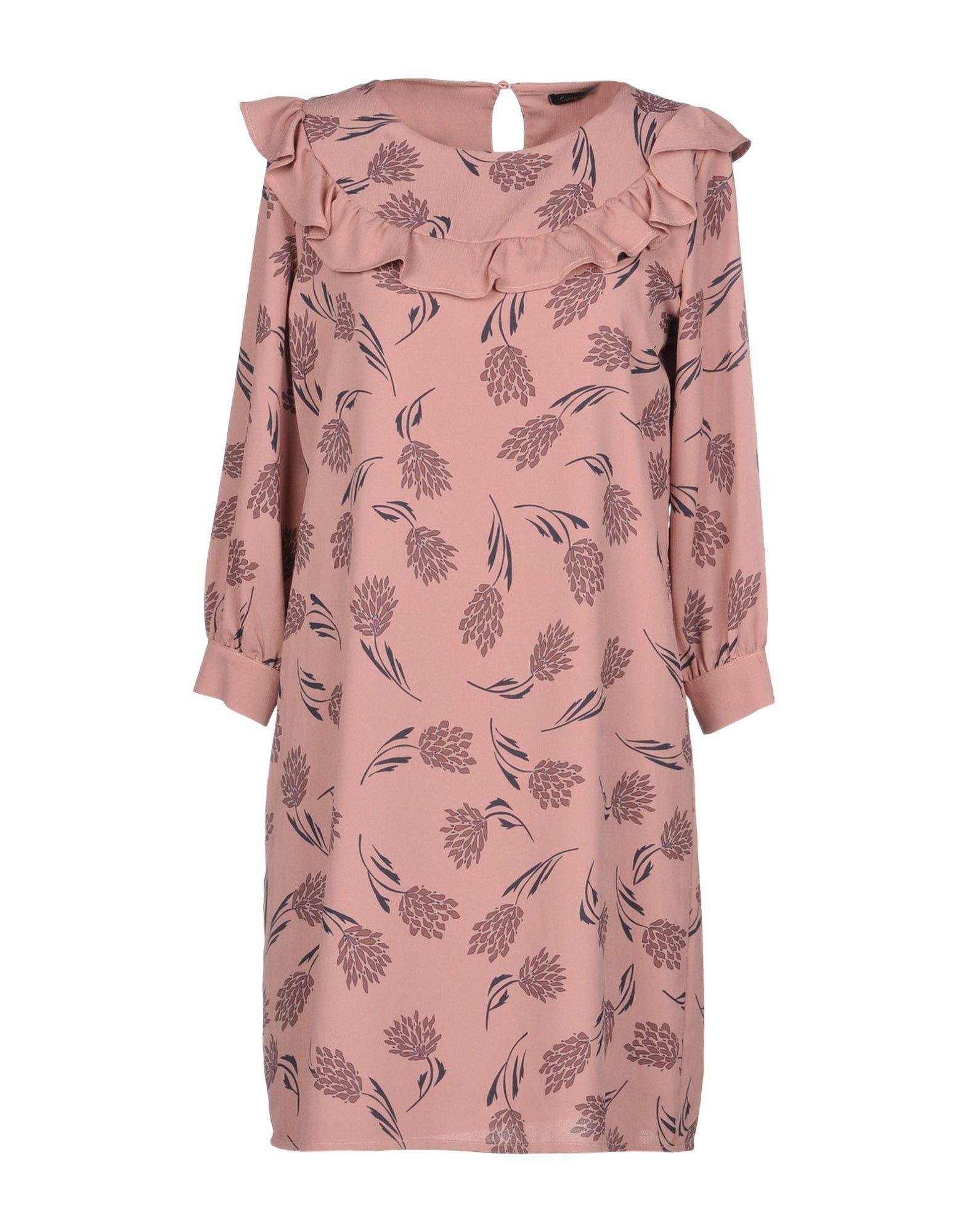 GIORGIA & JOHNS Короткое платье цены онлайн
