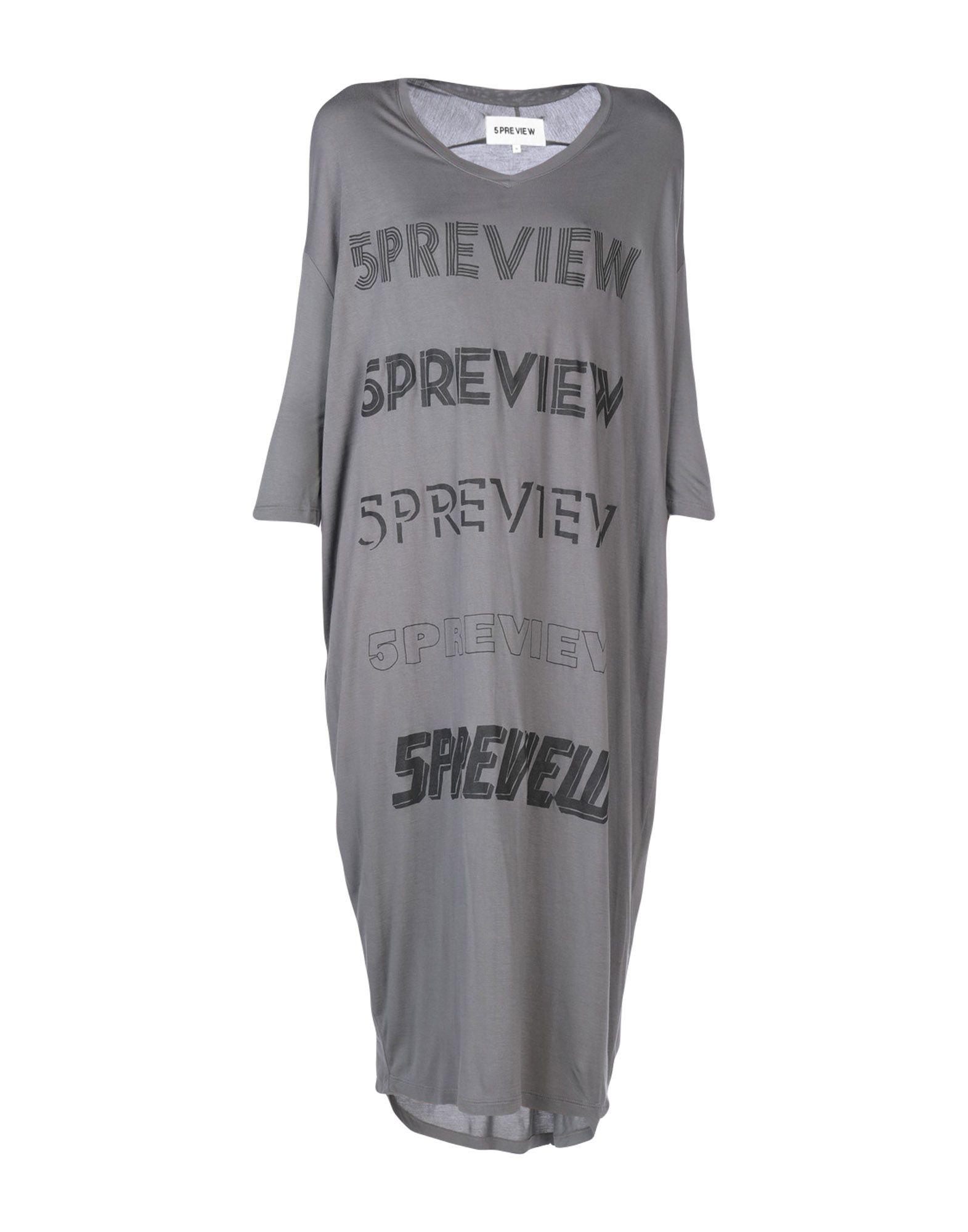 5PREVIEW Платье длиной 3/4