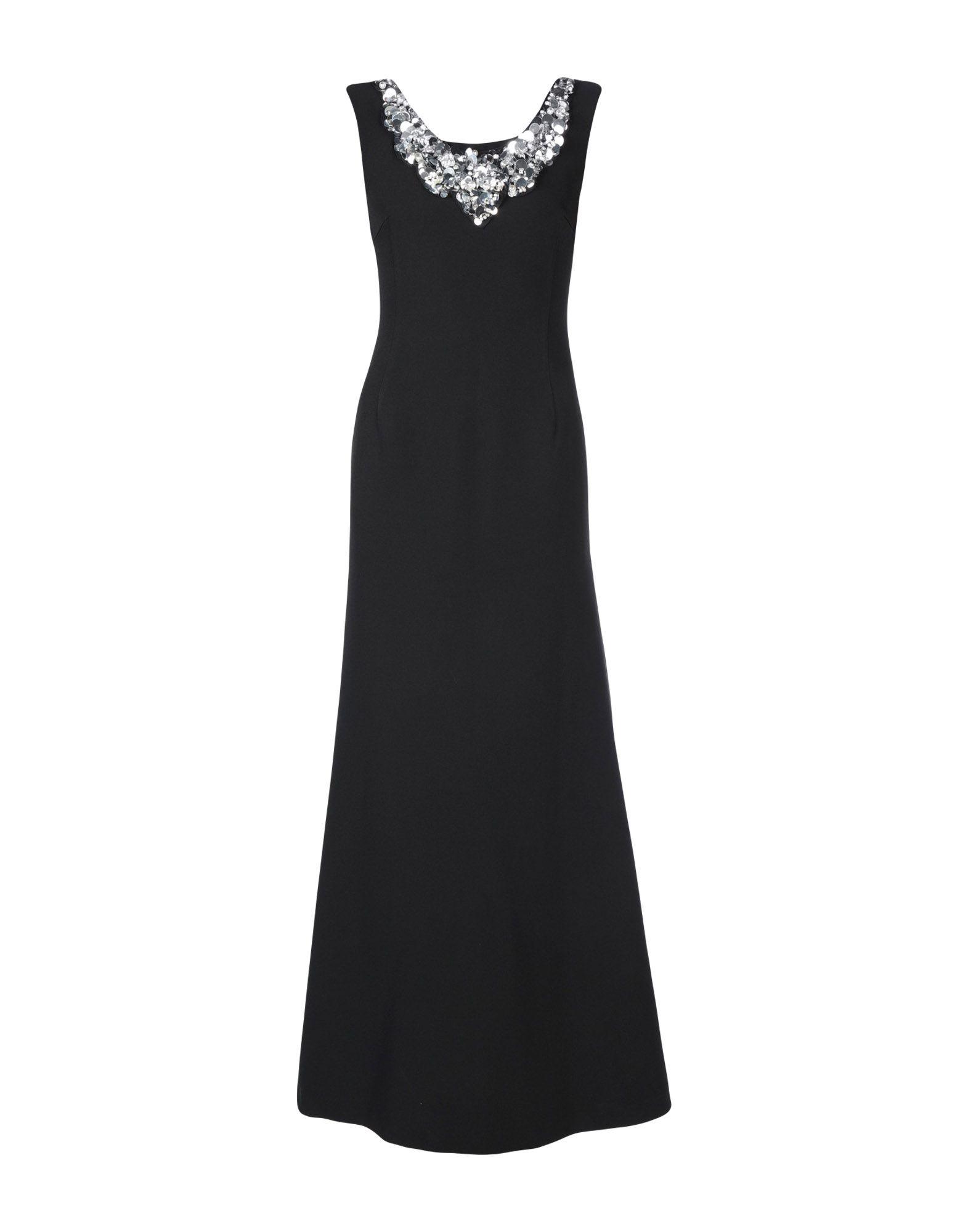 ANNA RACHELE BLACK LABEL Длинное платье