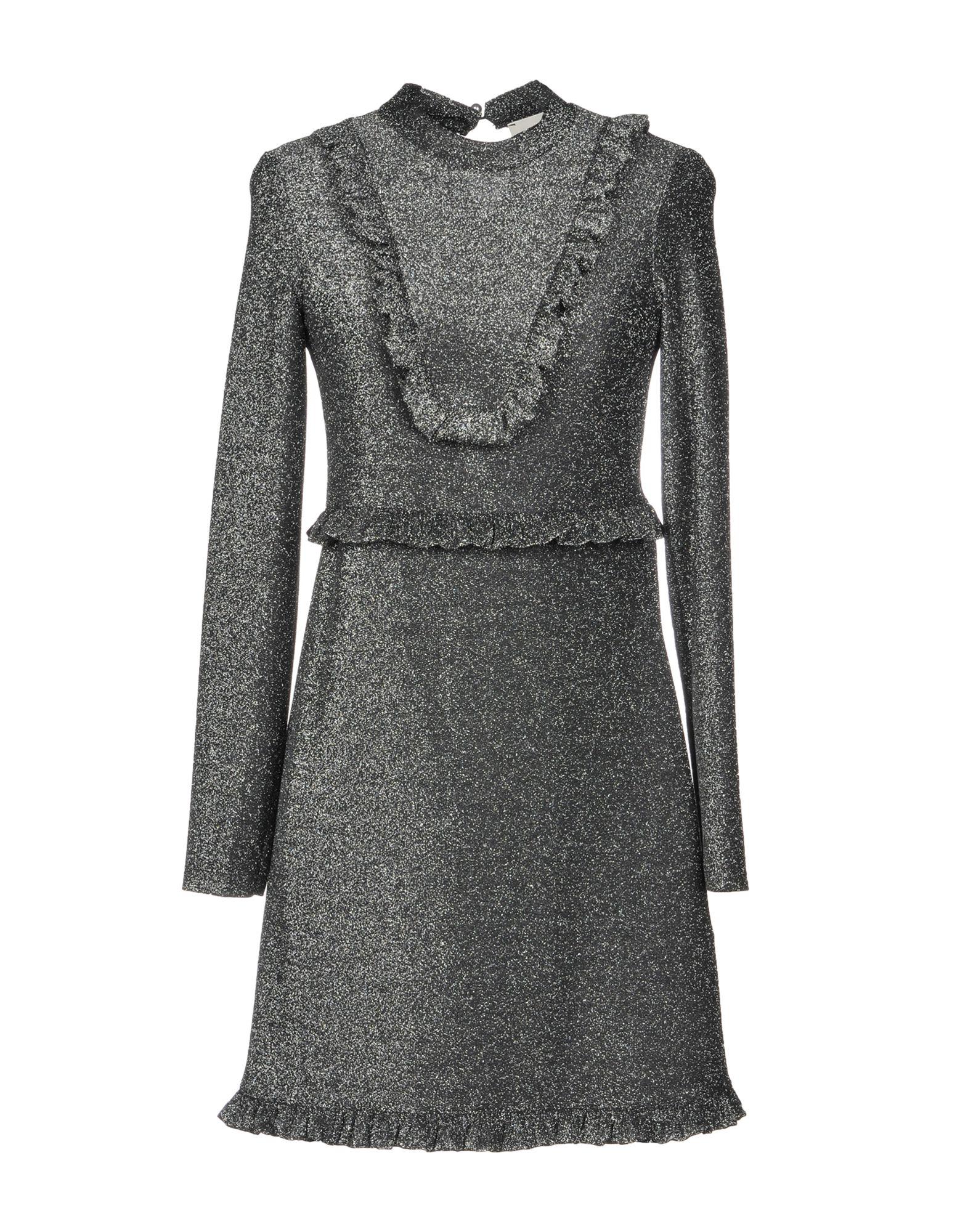 VICOLO Короткое платье vicolo trivelli майка